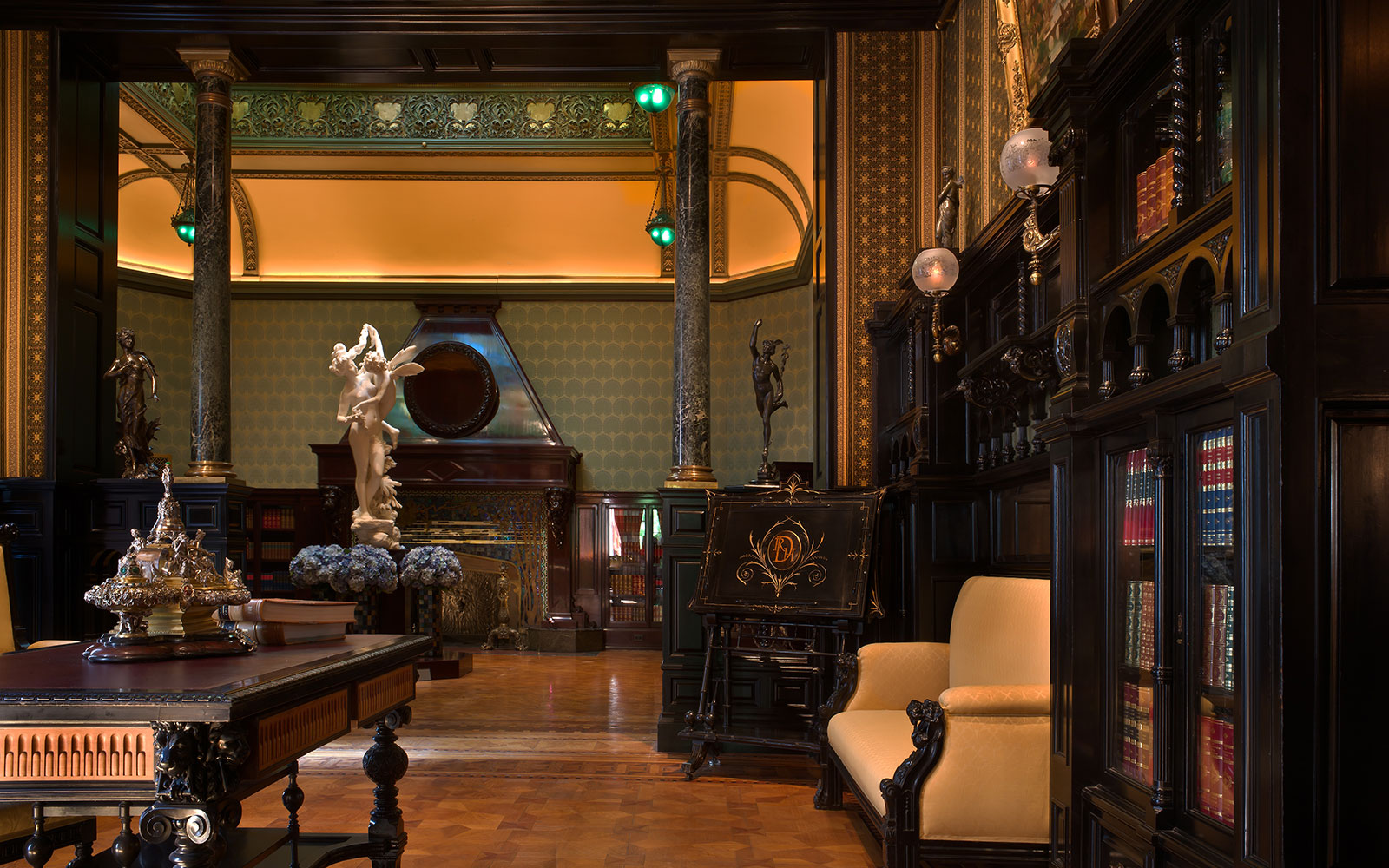 Chicago Cultural Spots: Richard Driehaus Museum