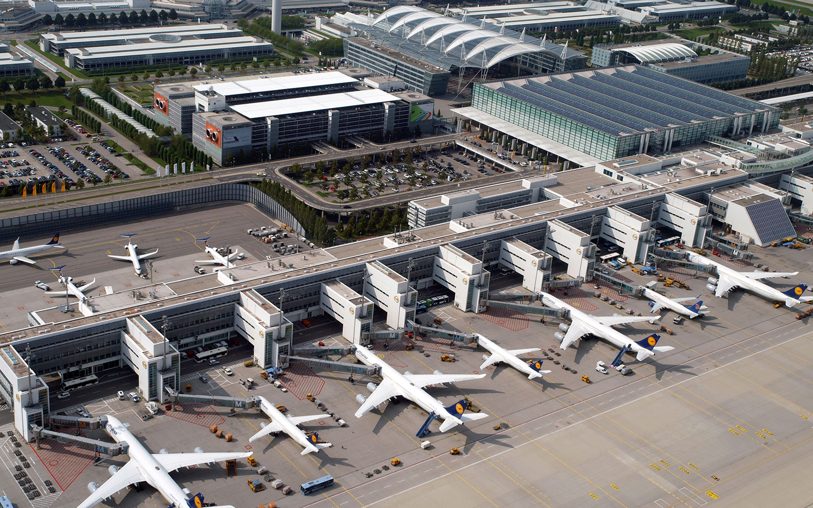 World's Easiest Airports: Munich Airport (MUC)