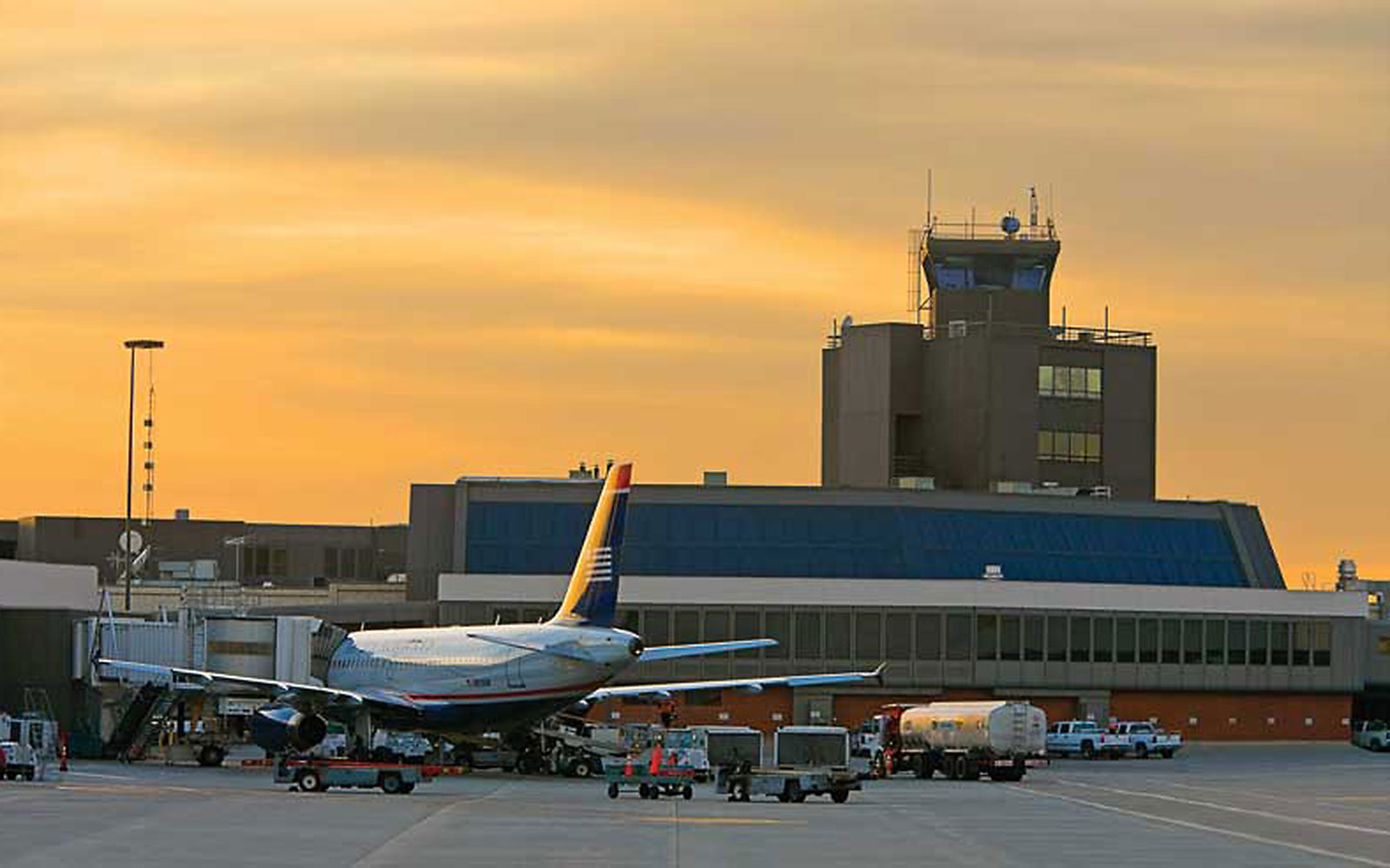 World's Easiest Airports: Salt Lake City International Airport (SLC), Salt Lake City UT