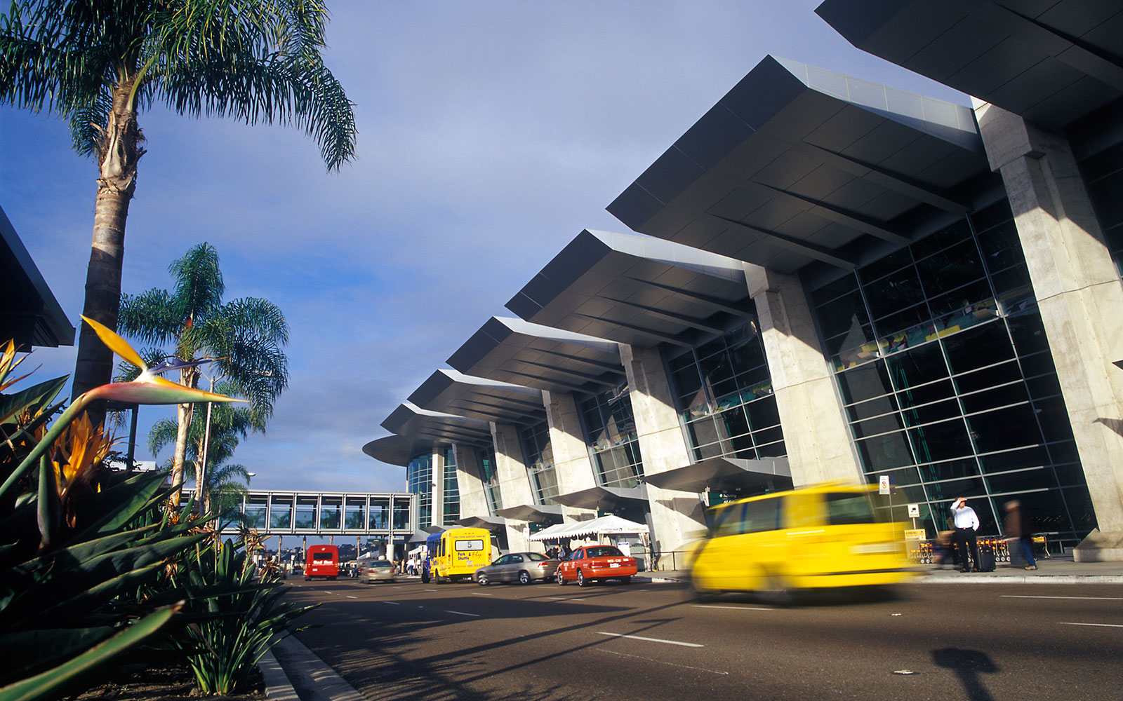 World's Easiest Airports: San Diego International Airport (SAN), San Diego, CA