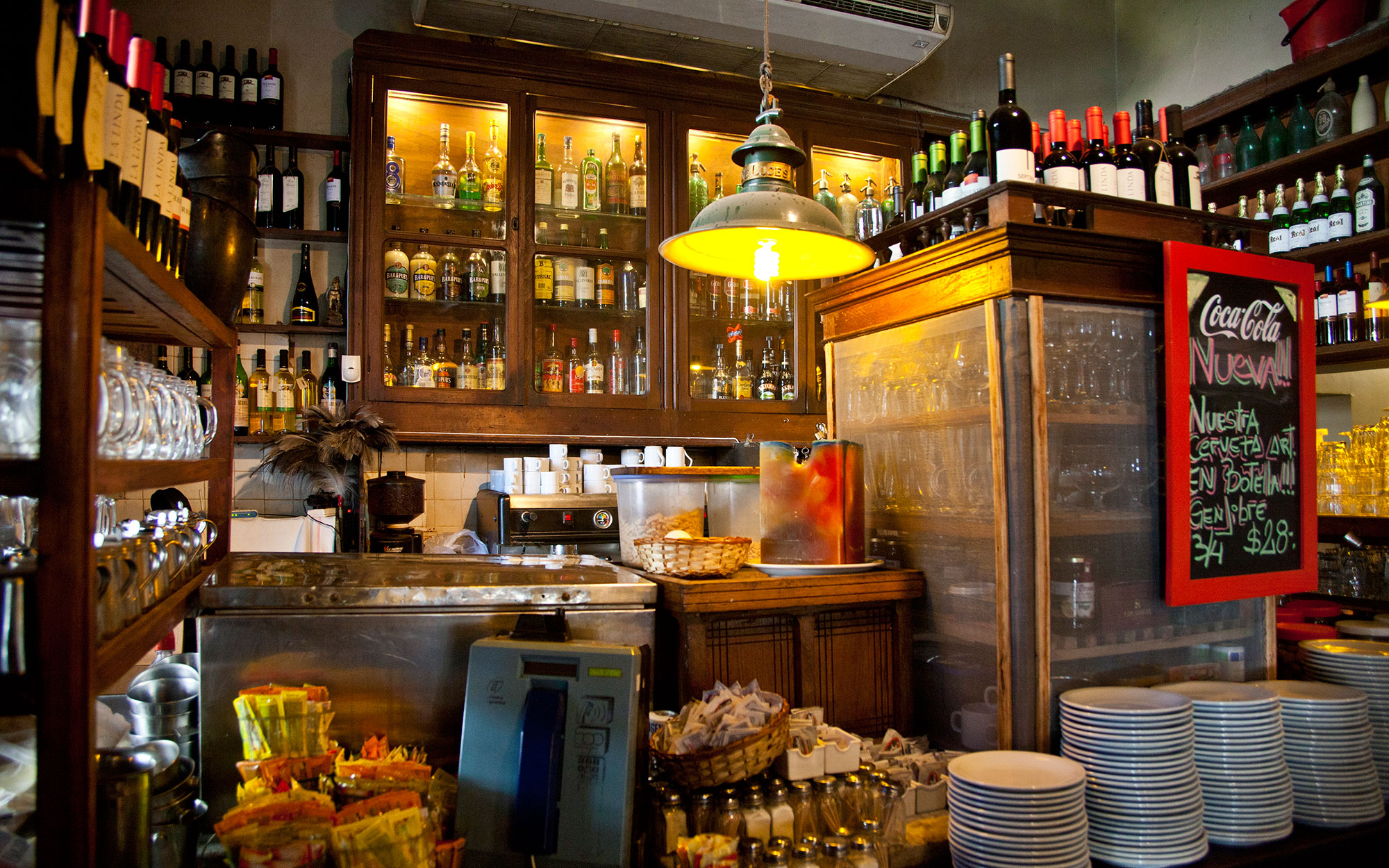 Buenos Aires's Eight Most Elegant Cafes: Margot