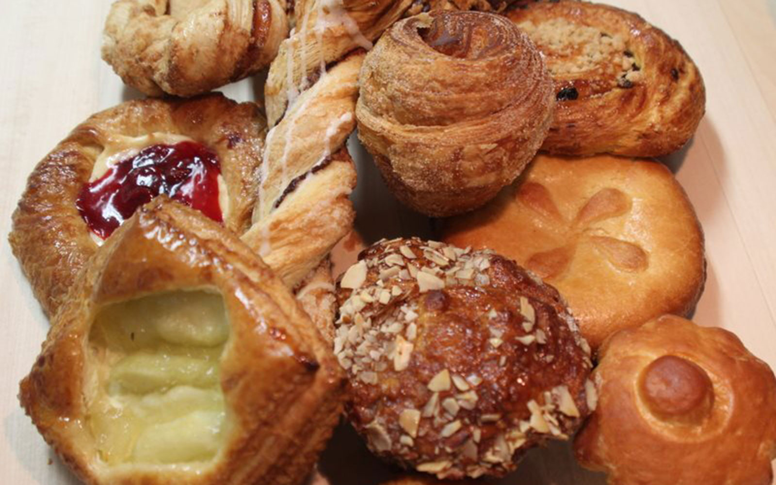 The 15 Best Small-Town Bakeries: Basque Boulangerie Café in Sonoma, California