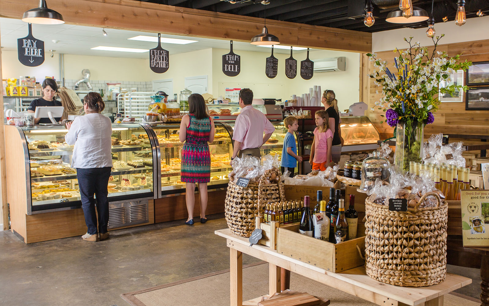 The 15 Best Small-Town Bakeries: Del Sur Bakery on St. Simons Island, Georgia