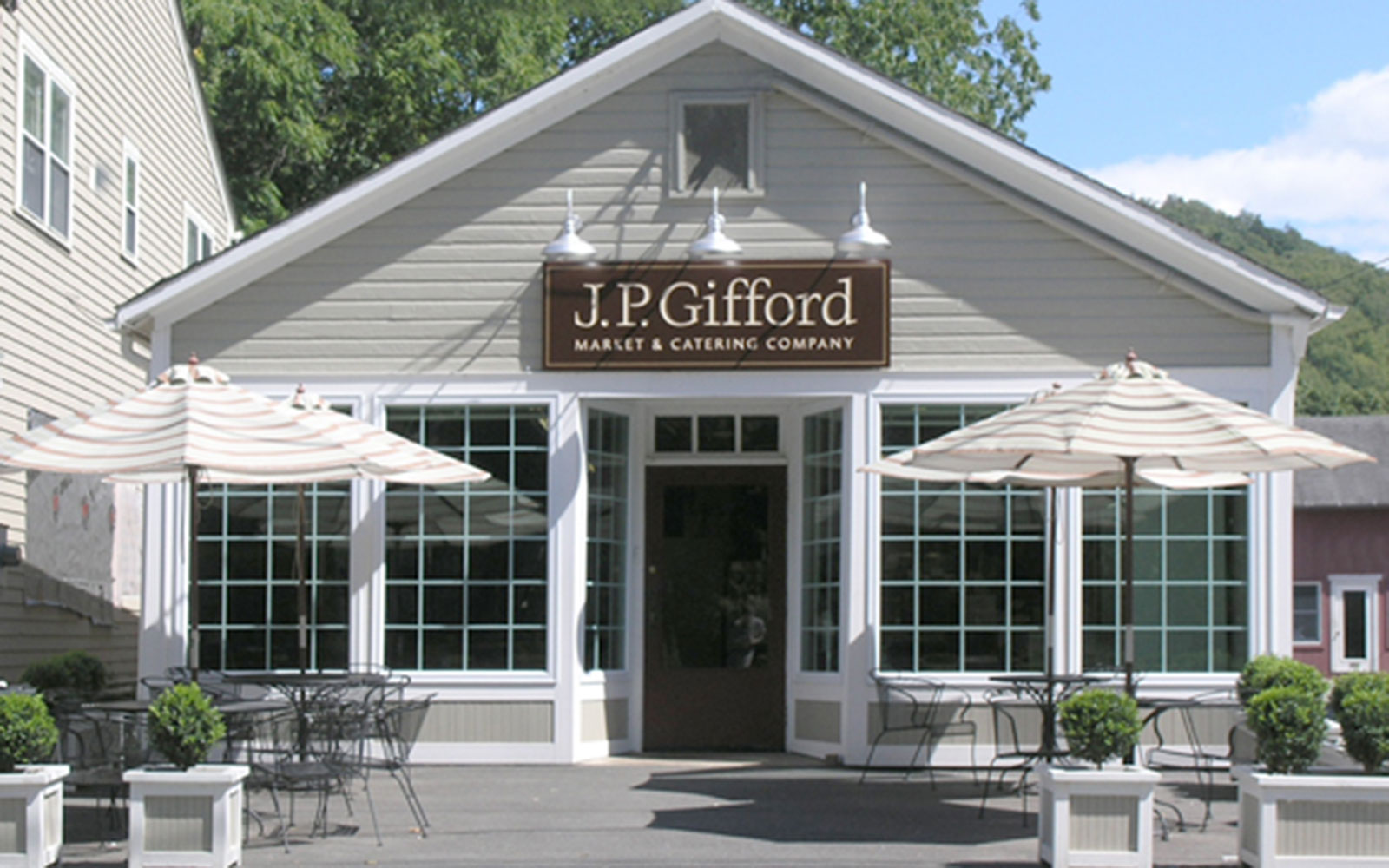 The 15 Best Small-Town Bakeries: J.P. Gifford Market & Catering Company in Kent, Connecticut