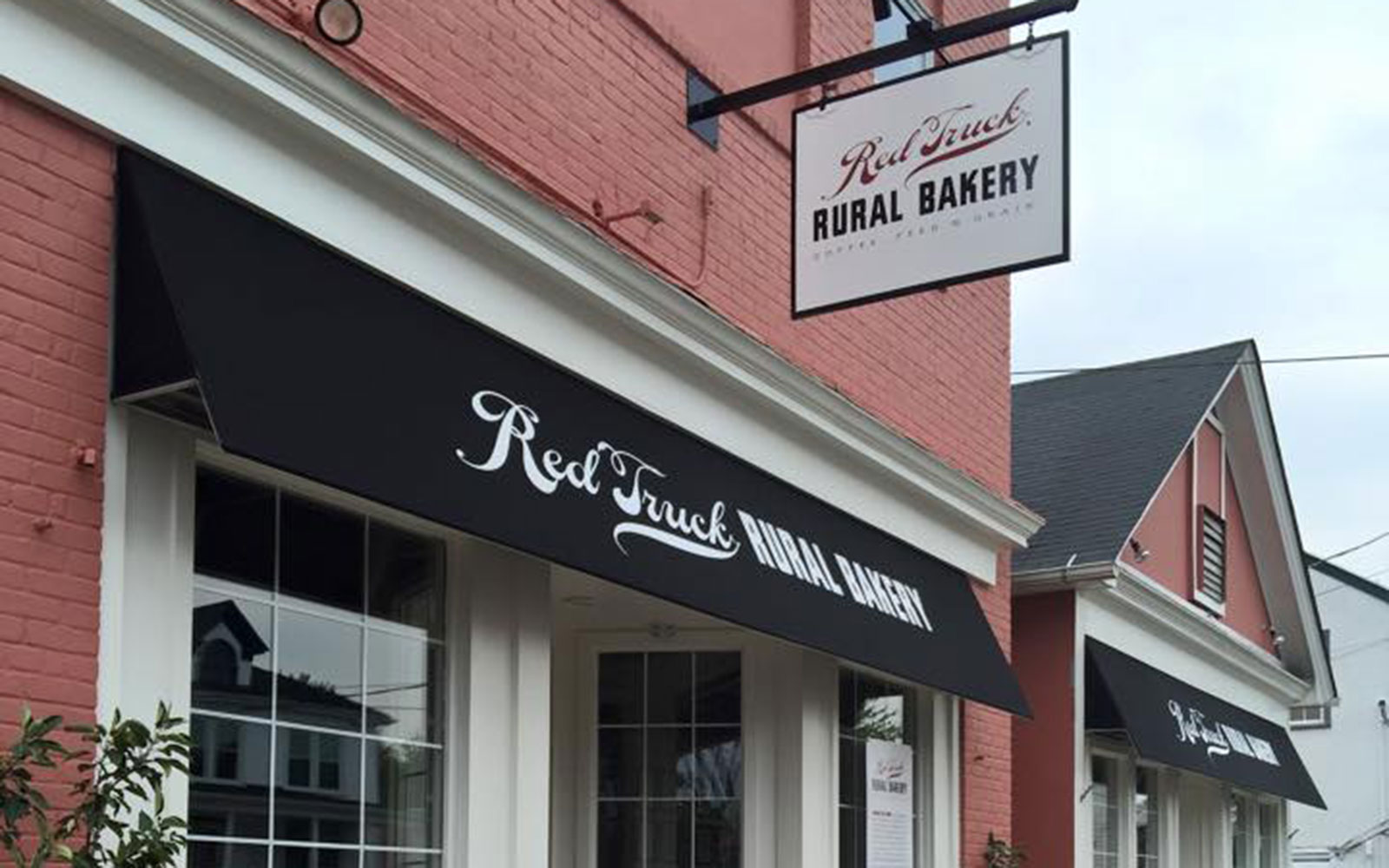 The 15 Best Small-Town Bakeries: Red Truck Bakery in Warrenton, Virginia