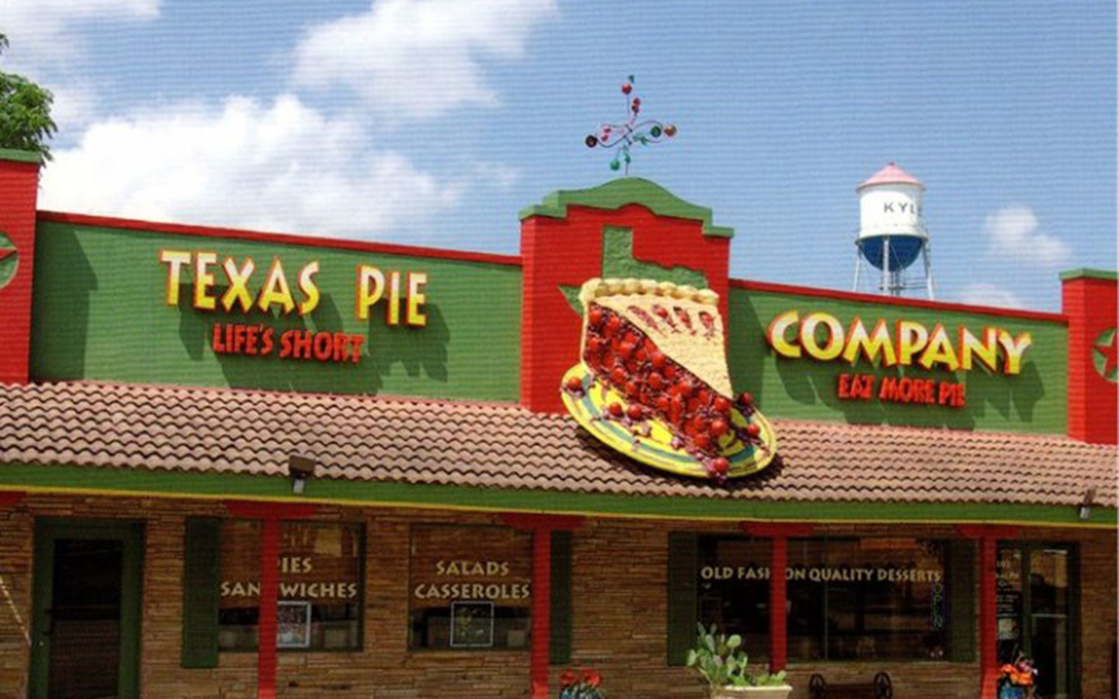 The 15 Best Small-Town Bakeries: The Texas Pie Company in Kyle, Texas