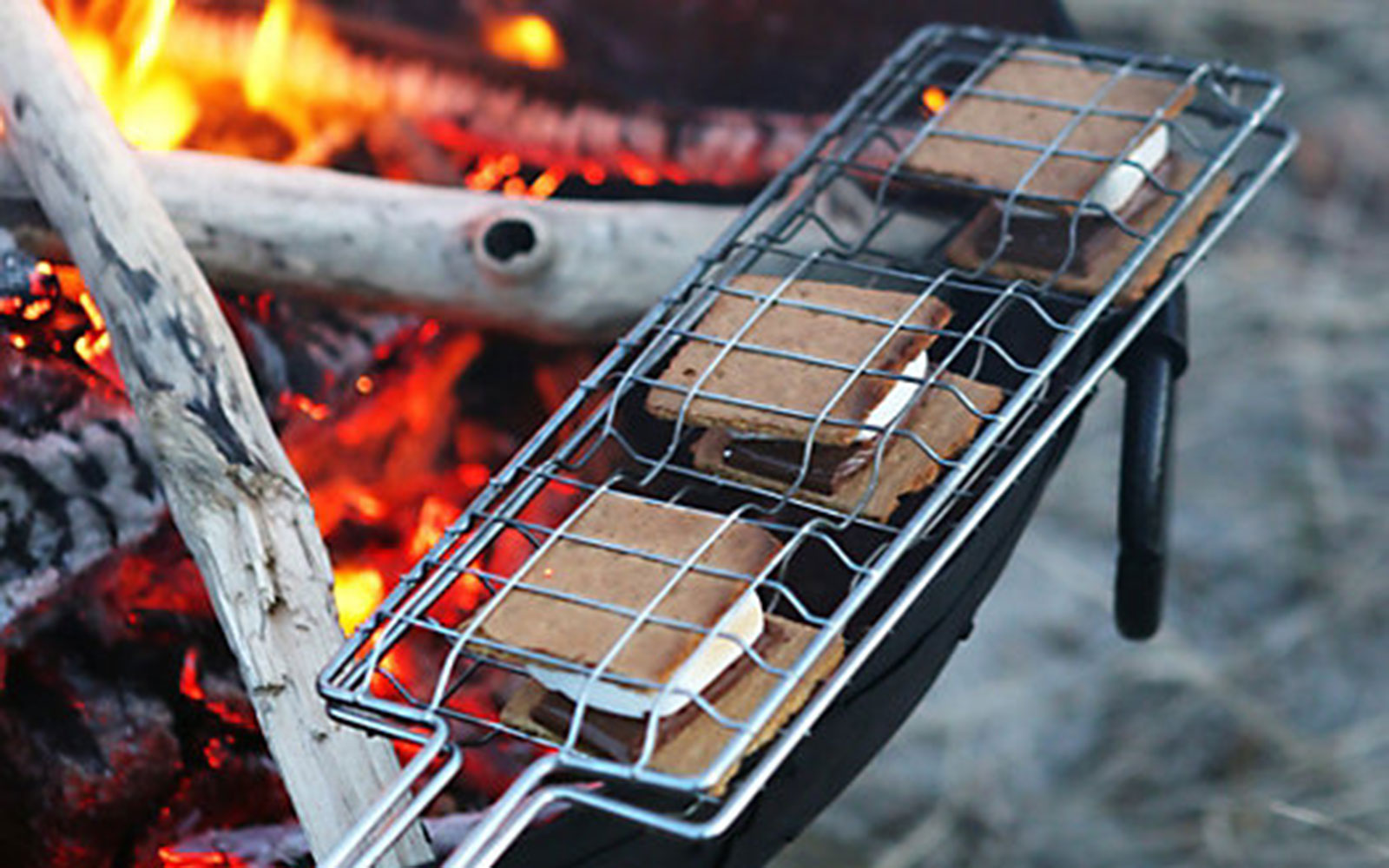 Camping Gear: S'more Roaster