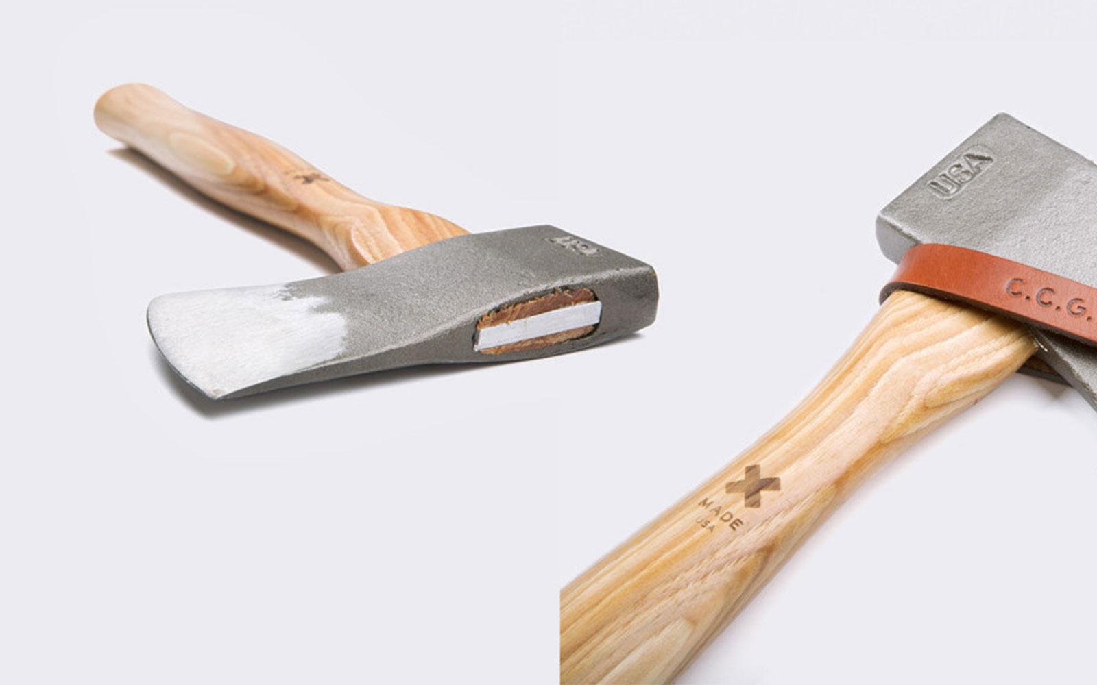 Camping Gear: Best Made Company Straight Hold Hatchet