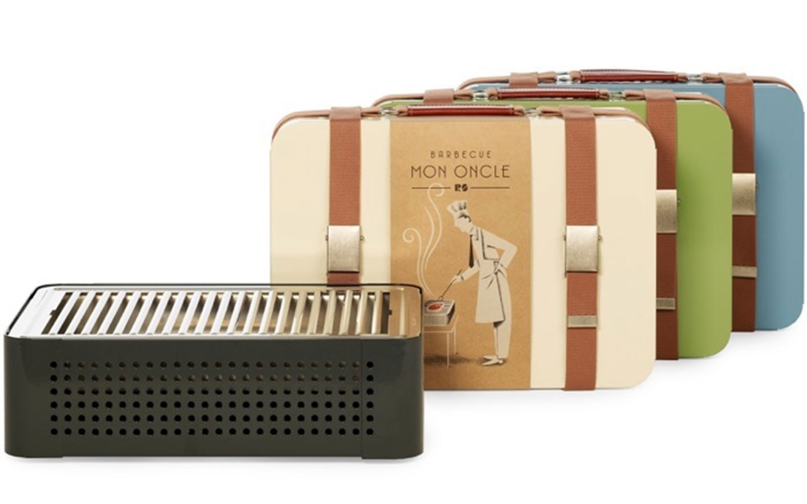 Camping Gear: Mon Oncle V2 Barbecue
