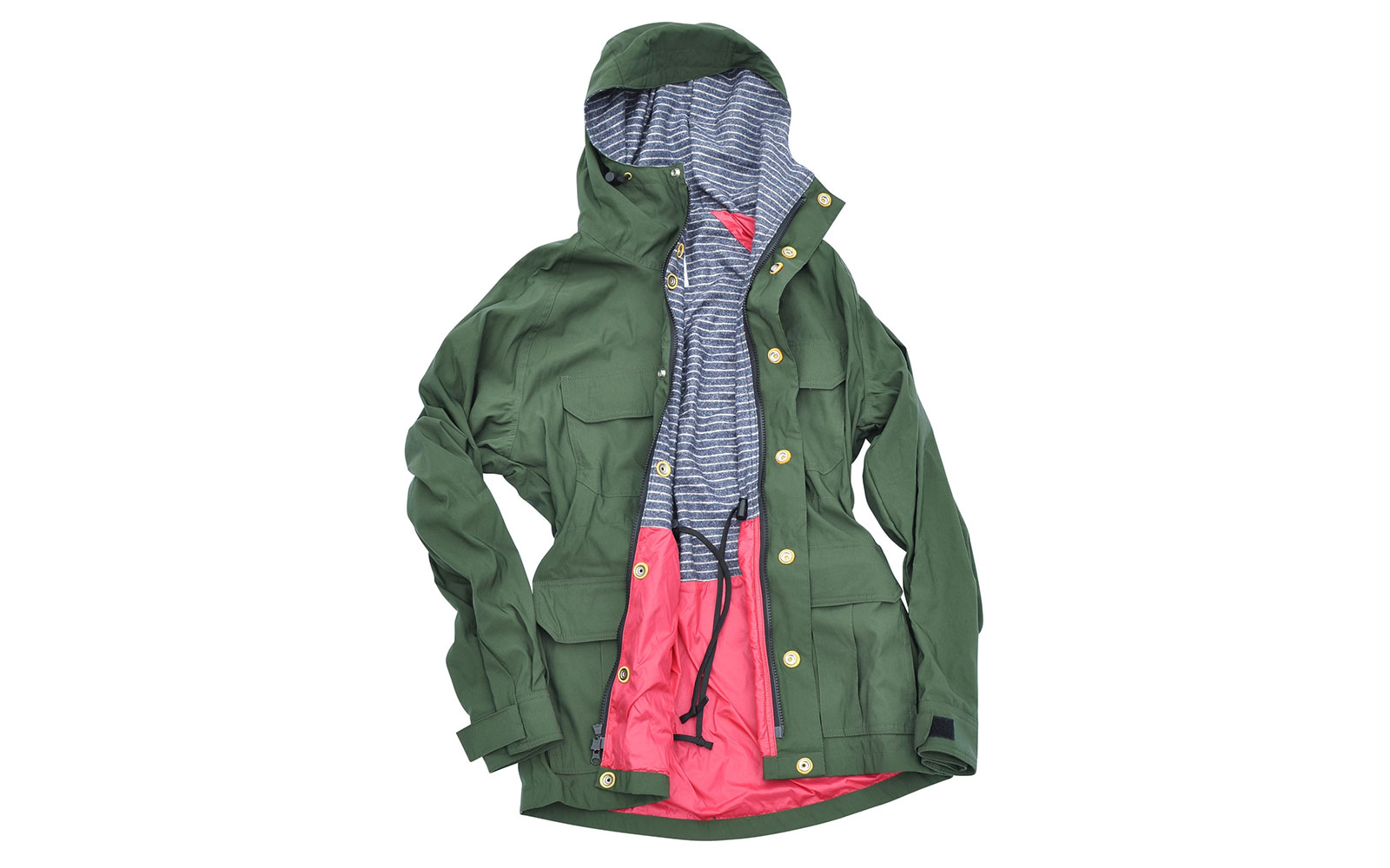 Camping Gear: Pierrepont Hicks Dunoon Parka