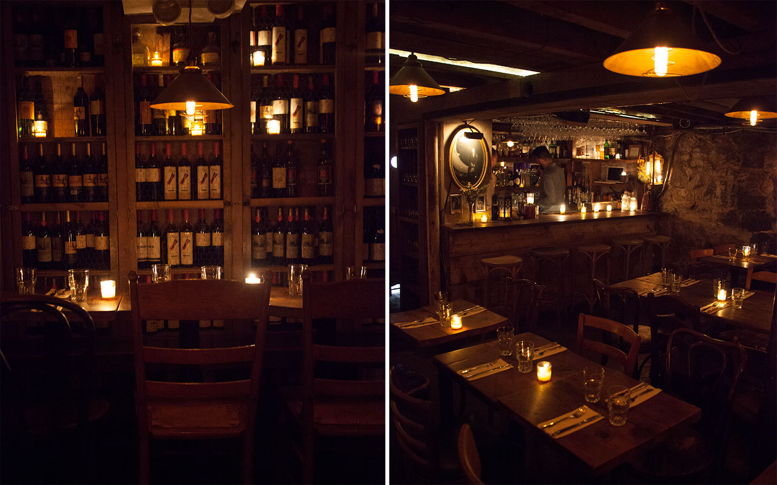 Secret Bars NYC: Cellar at St. Mazie Bar & Supper Club