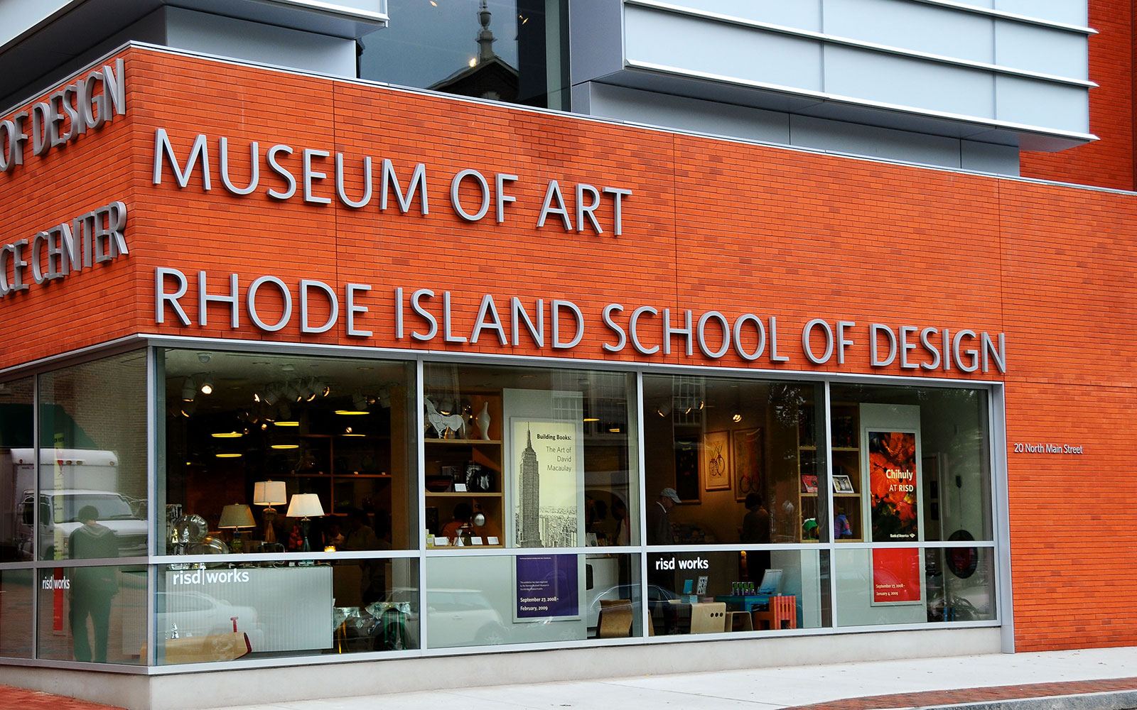 The Best Things to Do, See, and Eat in Providence, Rhode Island: RISD Museum