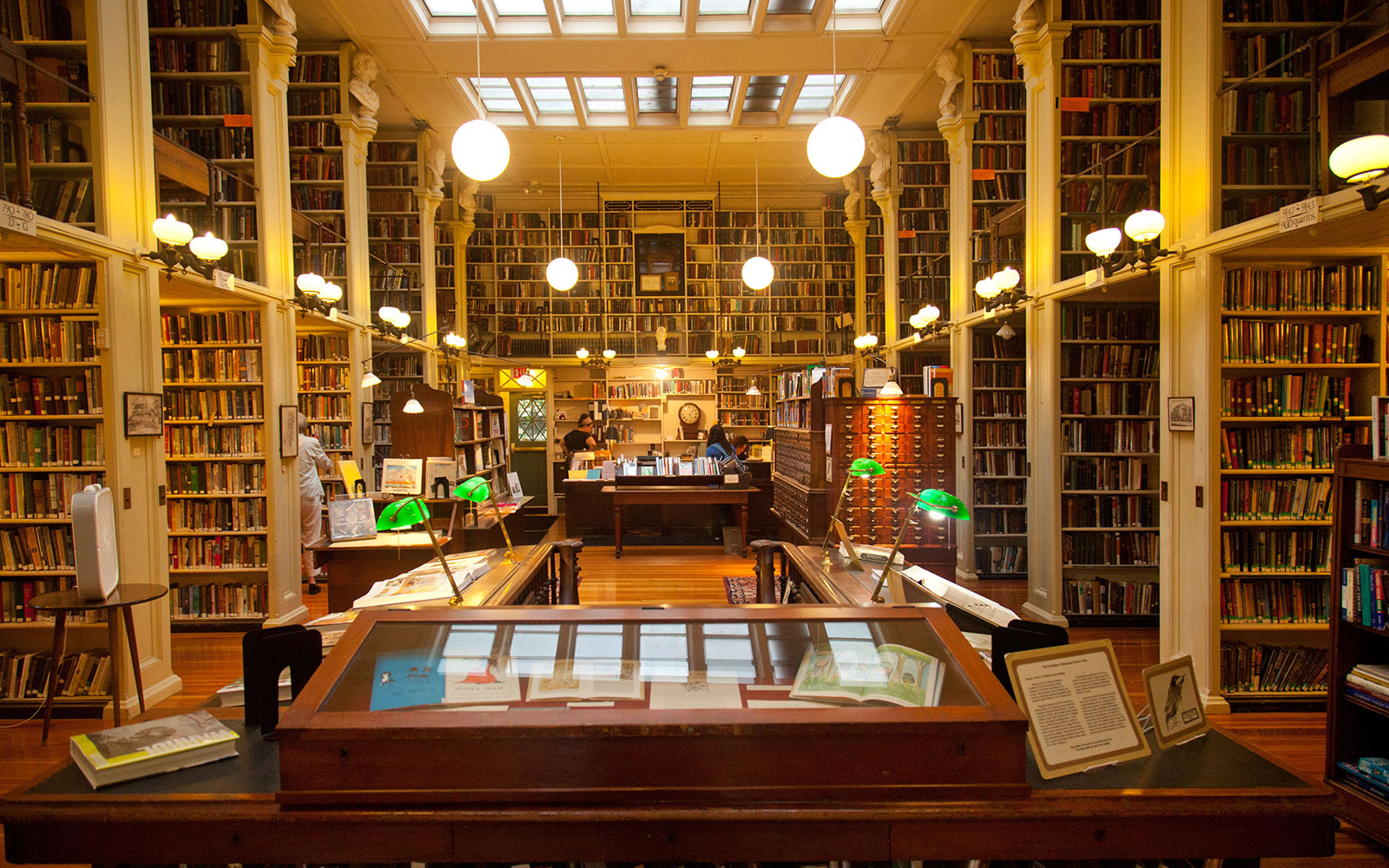 The Best Things to Do, See, and Eat in Providence, Rhode Island: Providence Athenaeum