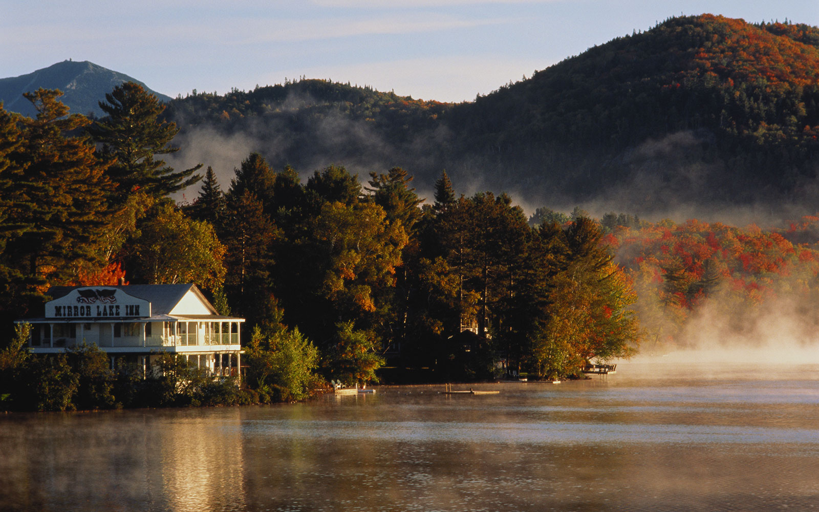 America's Best Fall Color Drives: Lake Placid, NY