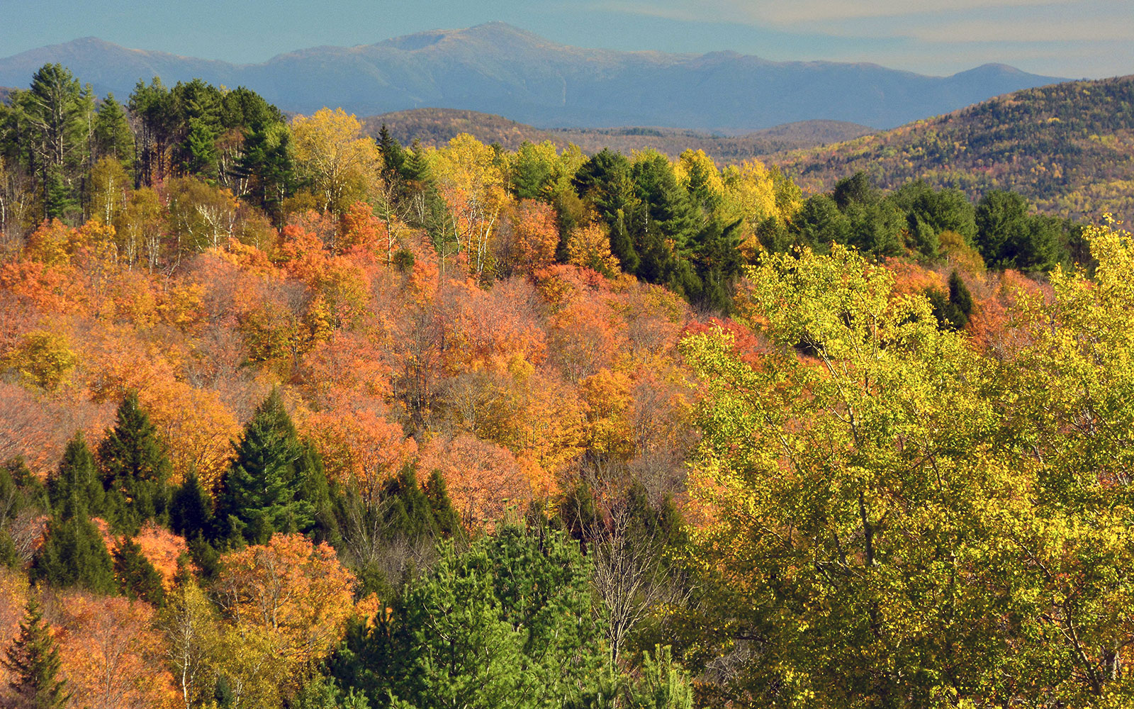 America's Best Fall Color Drives: The Green Mountain and Mad River Byways, VT
