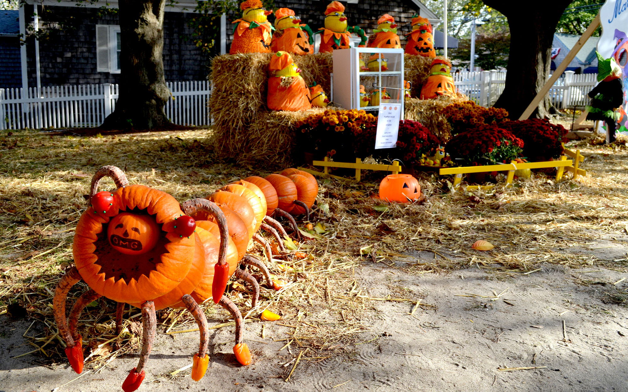 America's Best Towns for Halloween: Chatham
