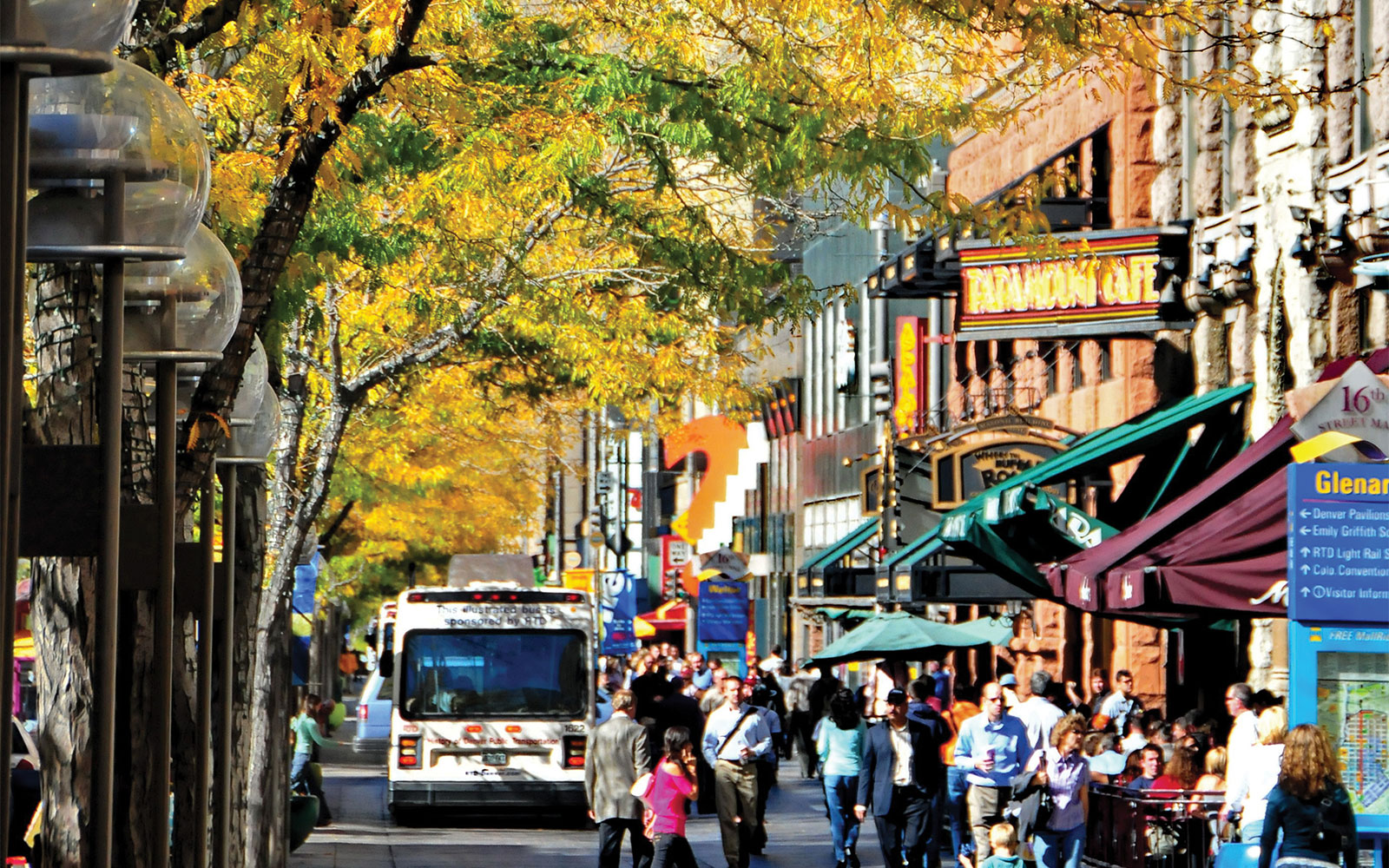 America's Best Cities for Fall Travel: Denver