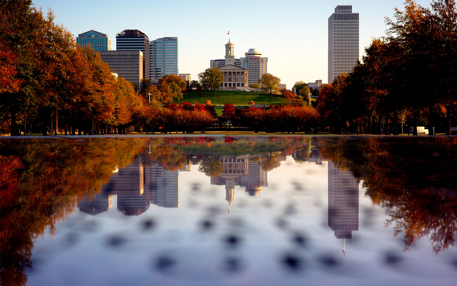America's Best Cities for Fall Travel: Nashville, TN