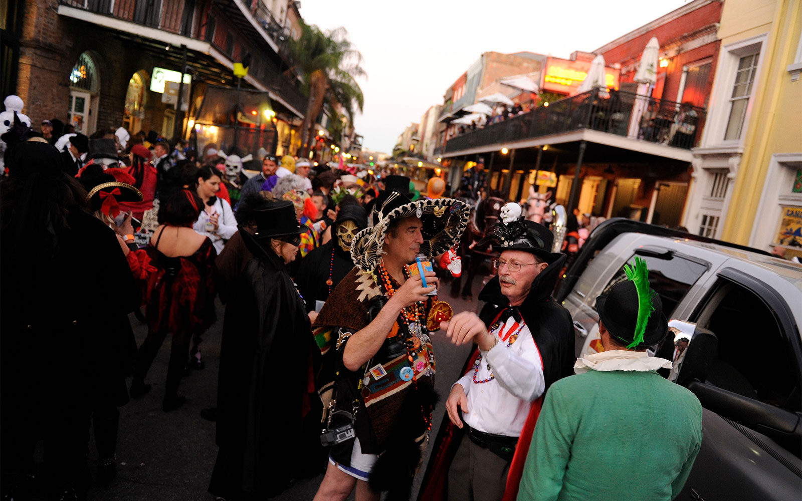 America's Best Cities for Fall Travel: New Orleans