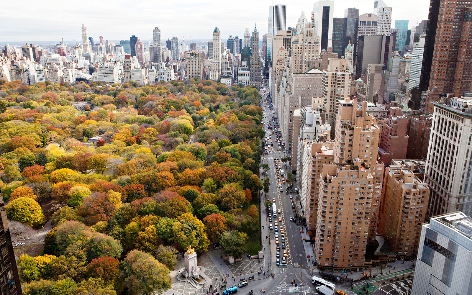 America's Best Cities for Fall Travel: New York City