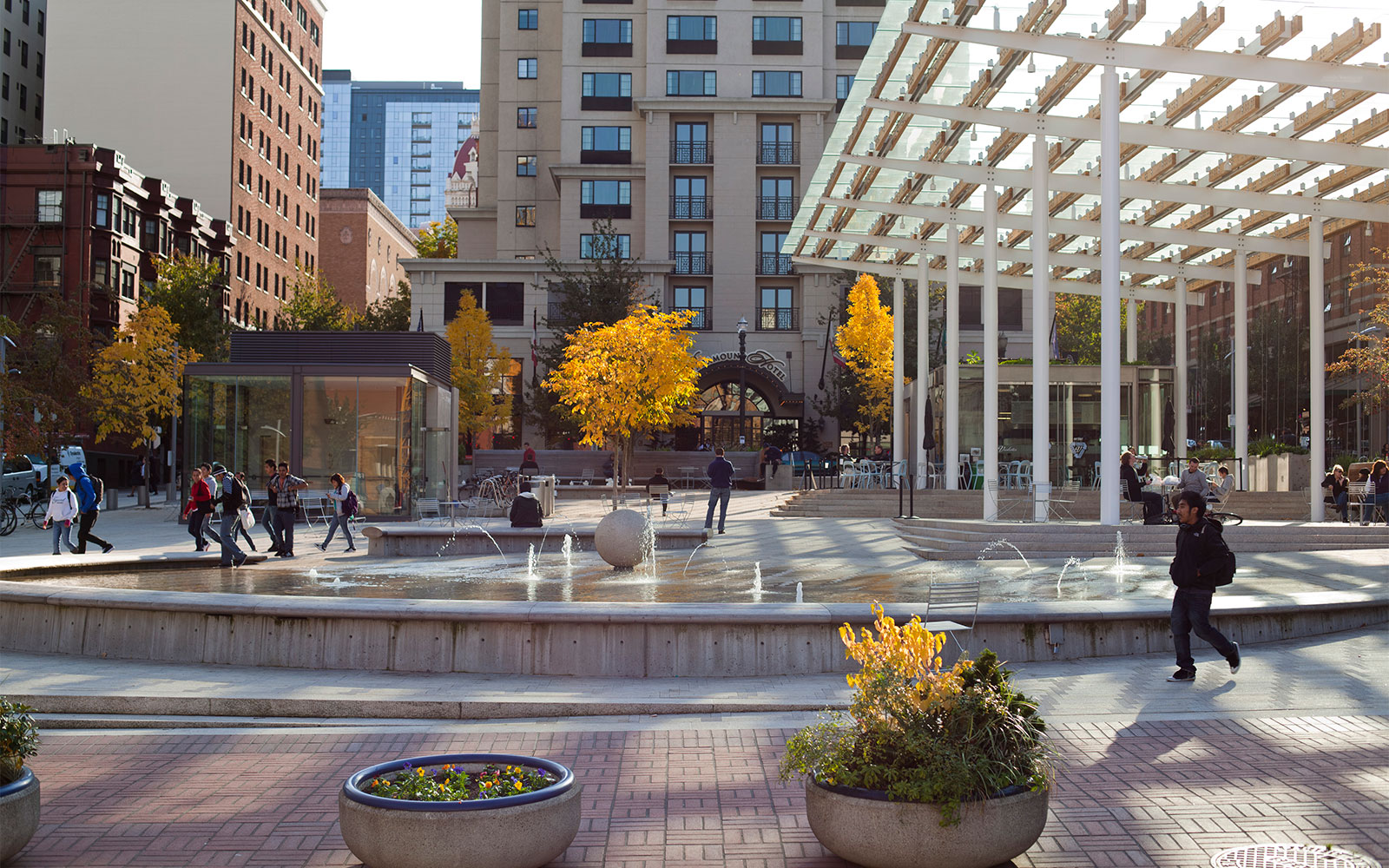 America's Best Cities for Fall Travel: Portland, OR