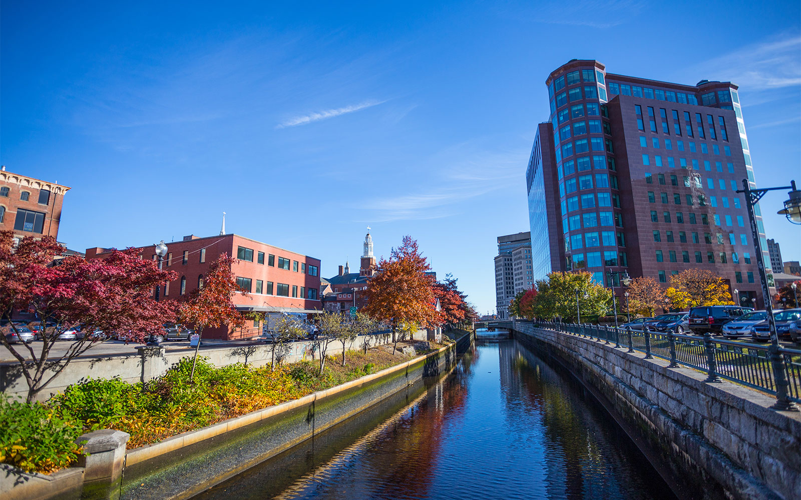 America's Best Cities for Fall Travel: Providence