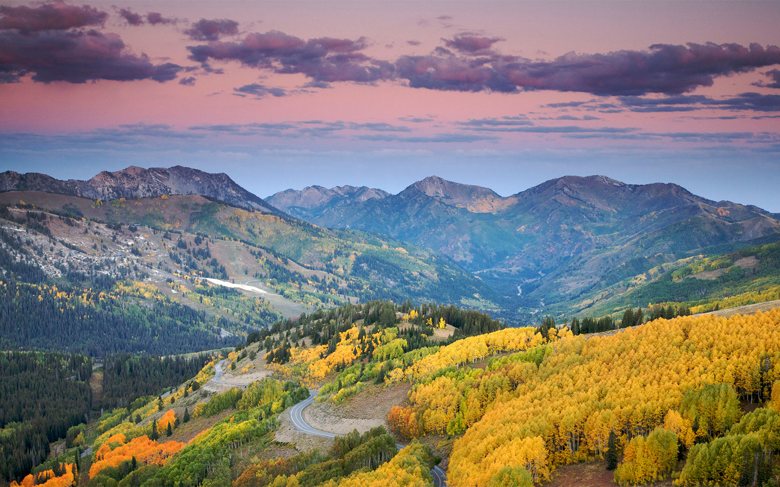 America's Best Cities for Fall Travel: Salt Lake City