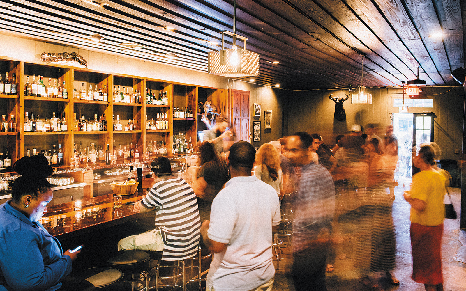 Best Whiskey Bars in America: Barrel Proof, New Orleans