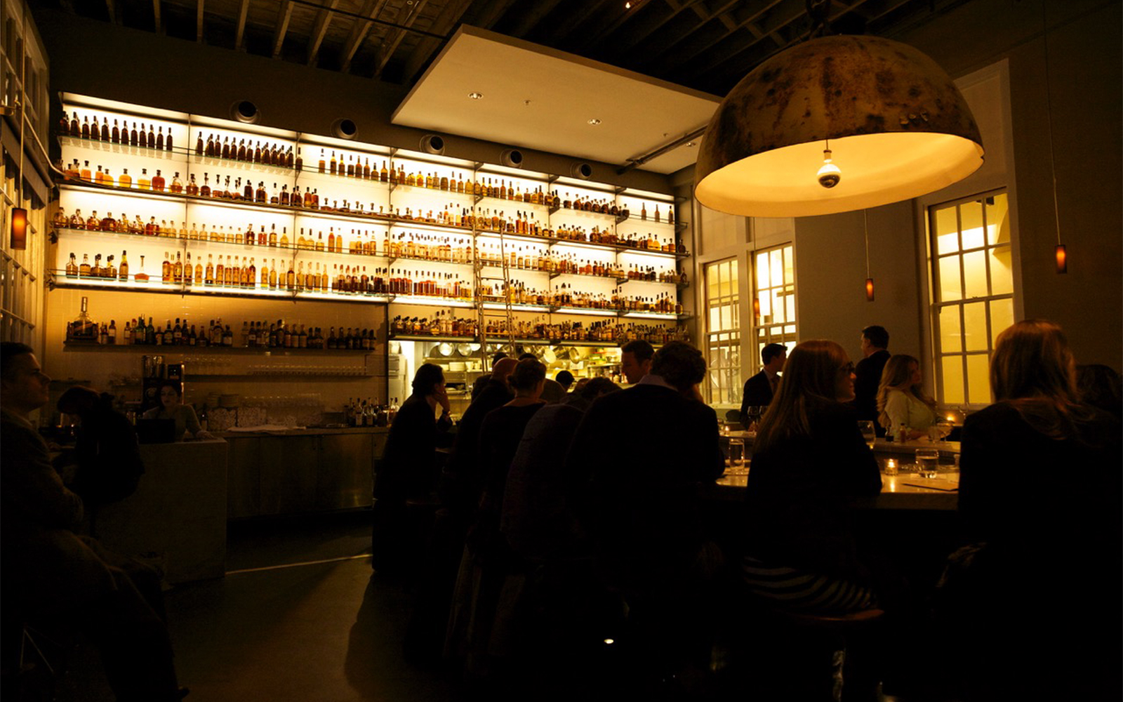 Best Whiskey Bars in America: Hard Water, San Francisco
