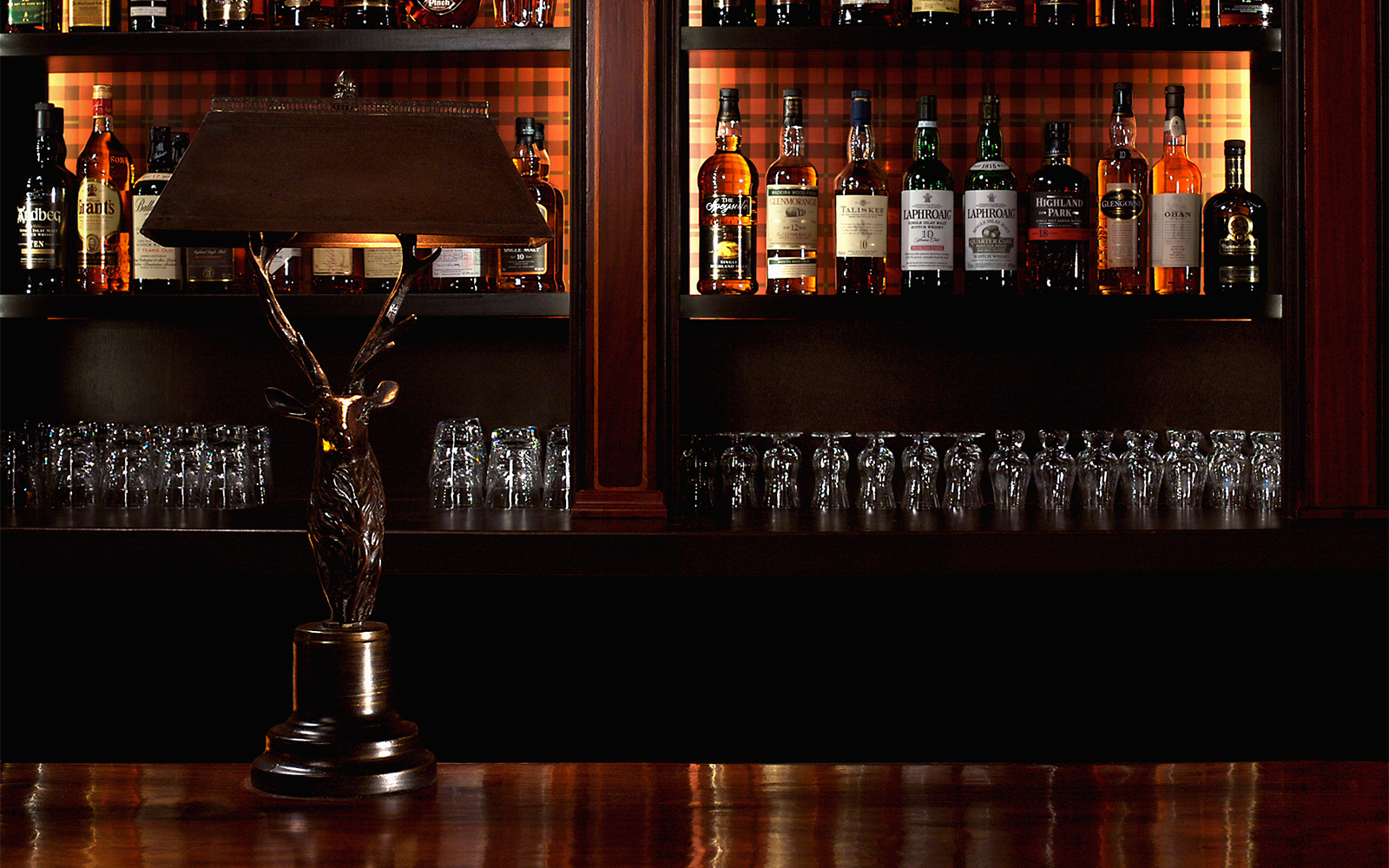 Best Whiskey Bars in America: Seven Grand and the Bar Jackalope, Los Angeles
