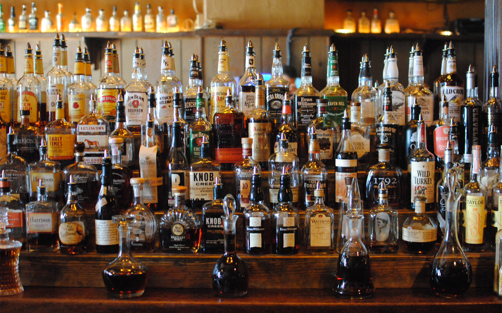 Best Whiskey Bars in America: Century Bar, Dayton, OH