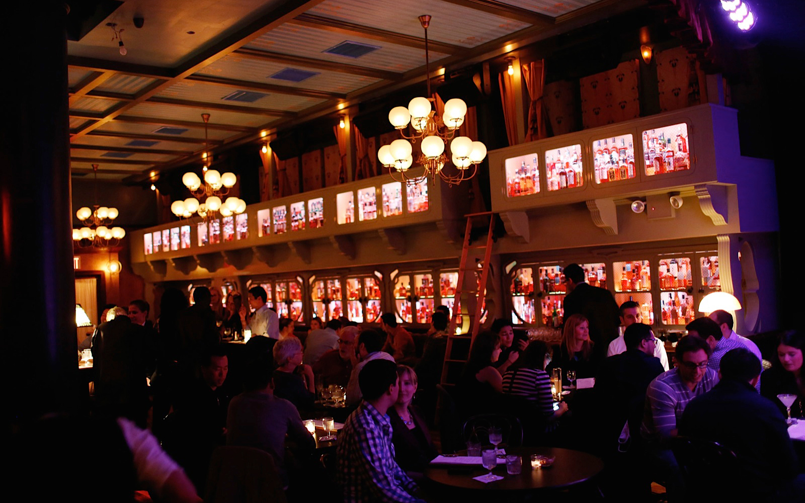 Best Whiskey Bars in America: Flatiron Room, New York City