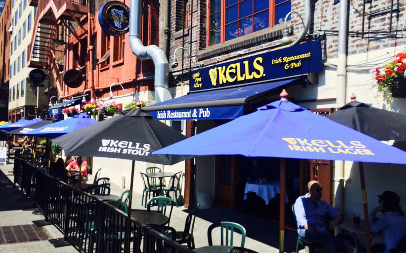 America's Most Haunted Bars and Restaurants: Kell's Irish Restaurant & Pub, Seattle, WA