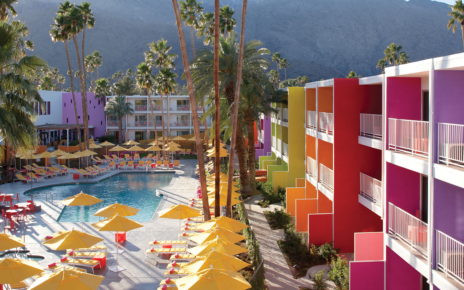 Nine Perfect Places For Your LGBT Destination Wedding: Palm Springs, California