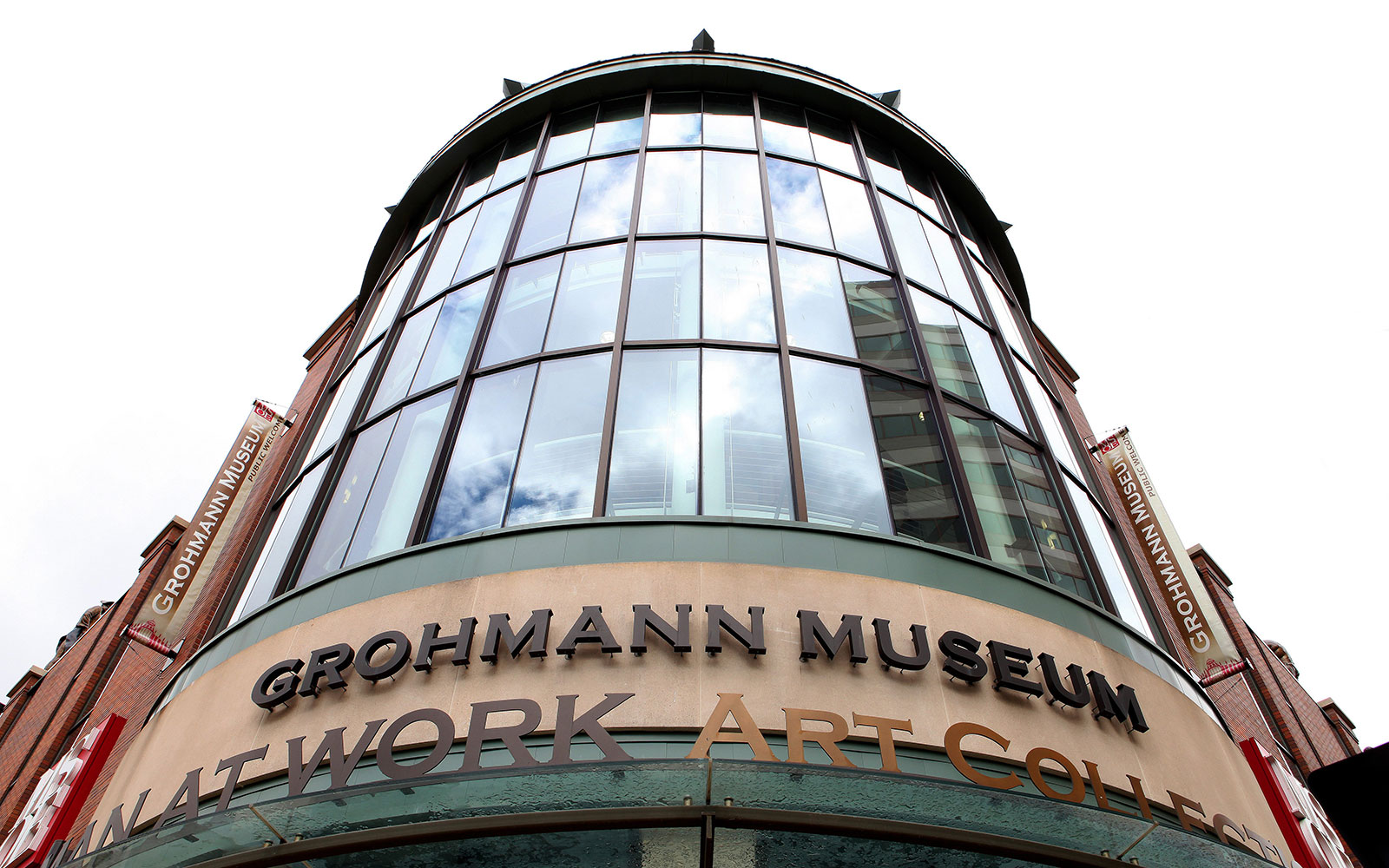 Nine Things to Do, Eat, and See in Milwaukee: Grohmann Museum at the Milwaukee School of Engineering: Man at Work