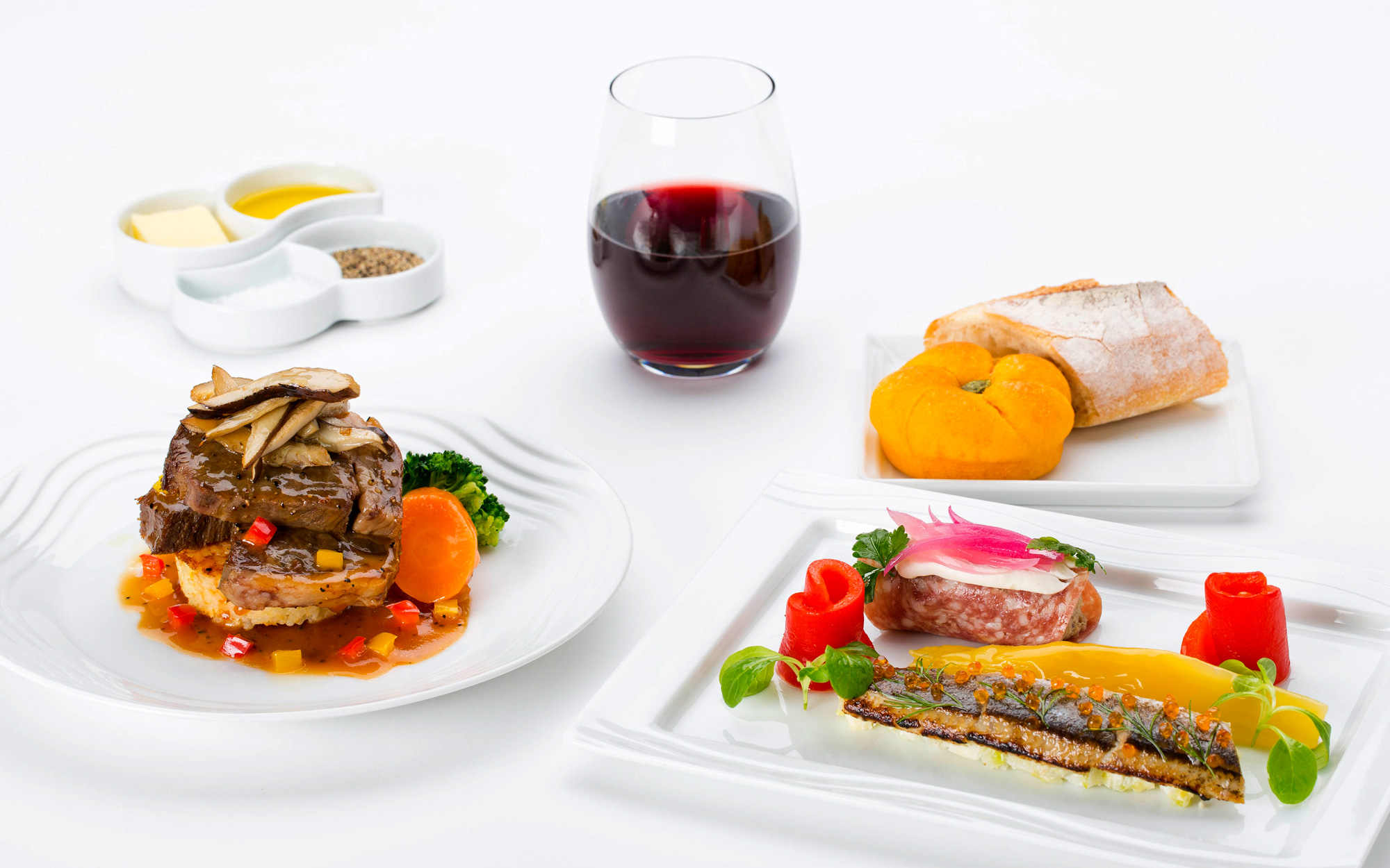 World's Best Airlines for Food: International: All Nippon Airways