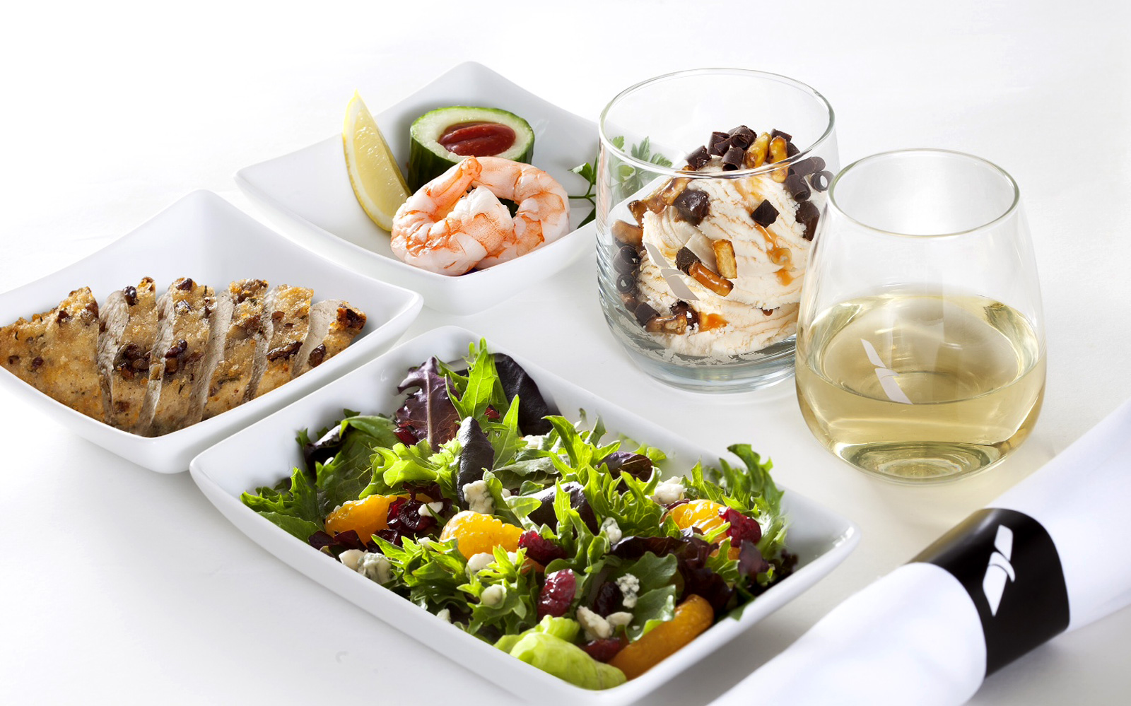 World's Best Airlines for Food: Domestic: American Airlines