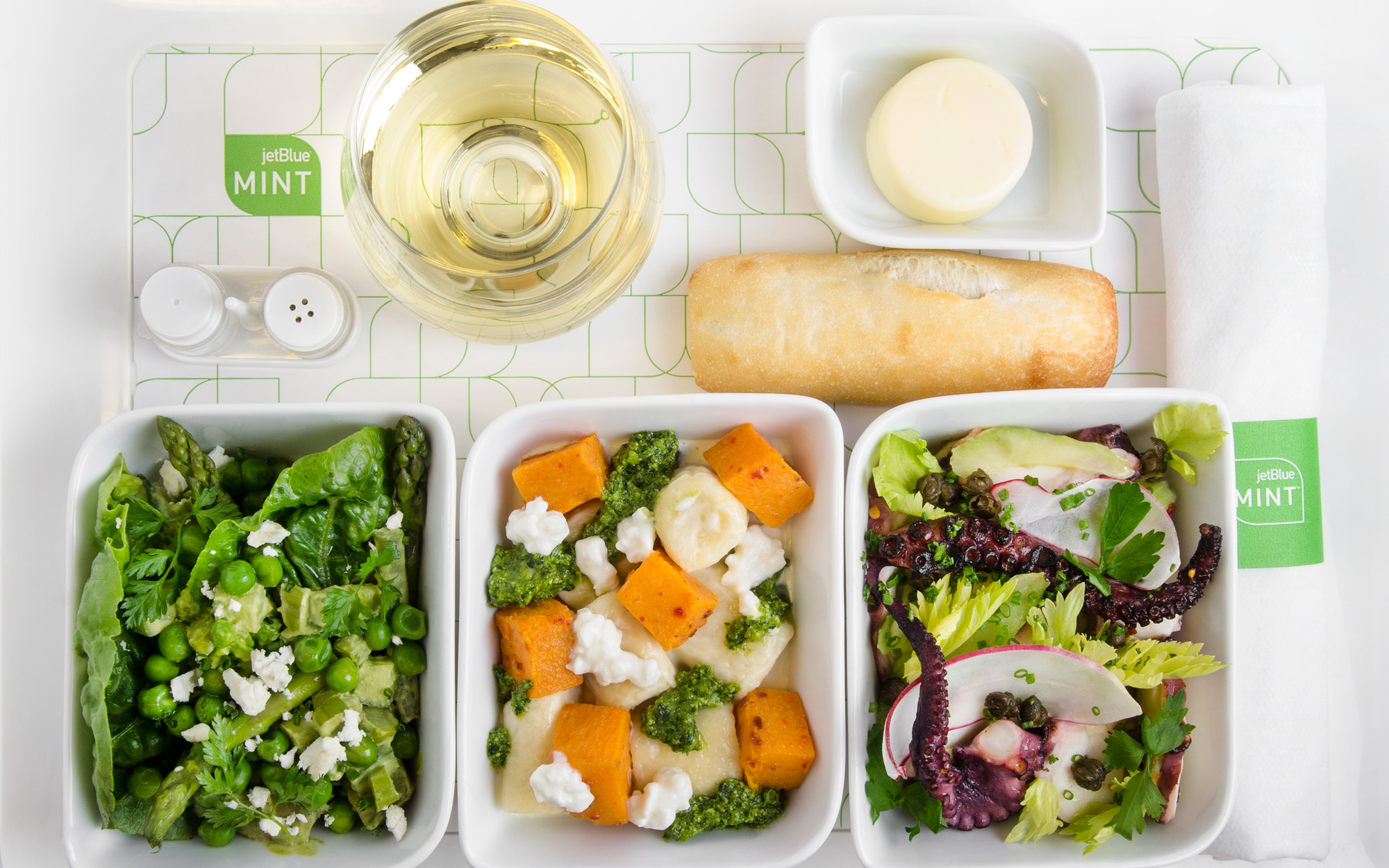World's Best Airlines for Food: Domestic: JetBlue Airways
