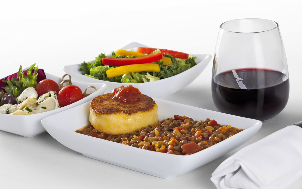 World's Best Airlines for Food: Domestic: U.S. Airways