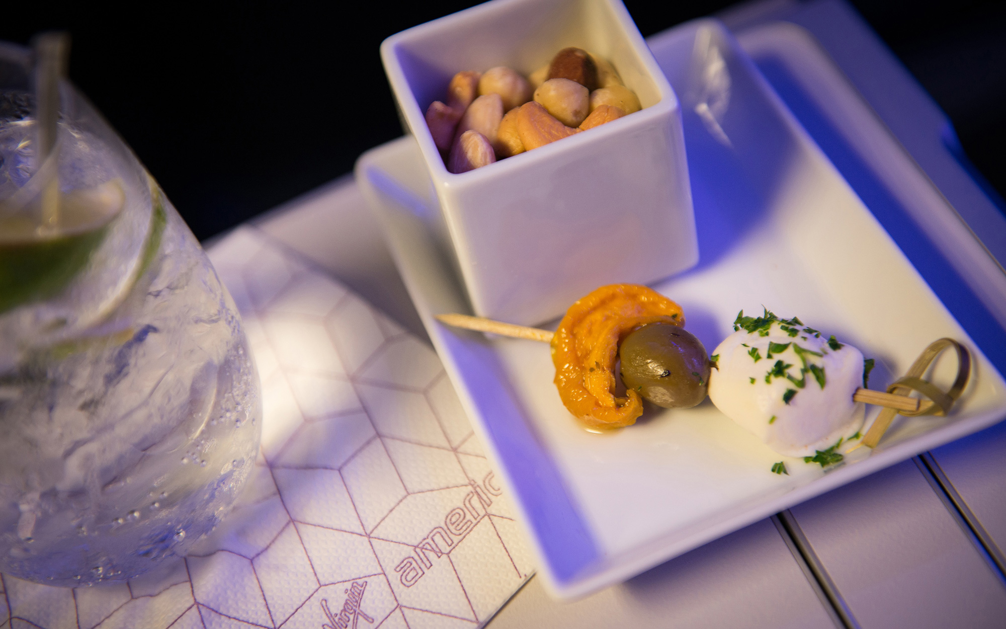 World's Best Airlines for Food: Domestic: Virgin America