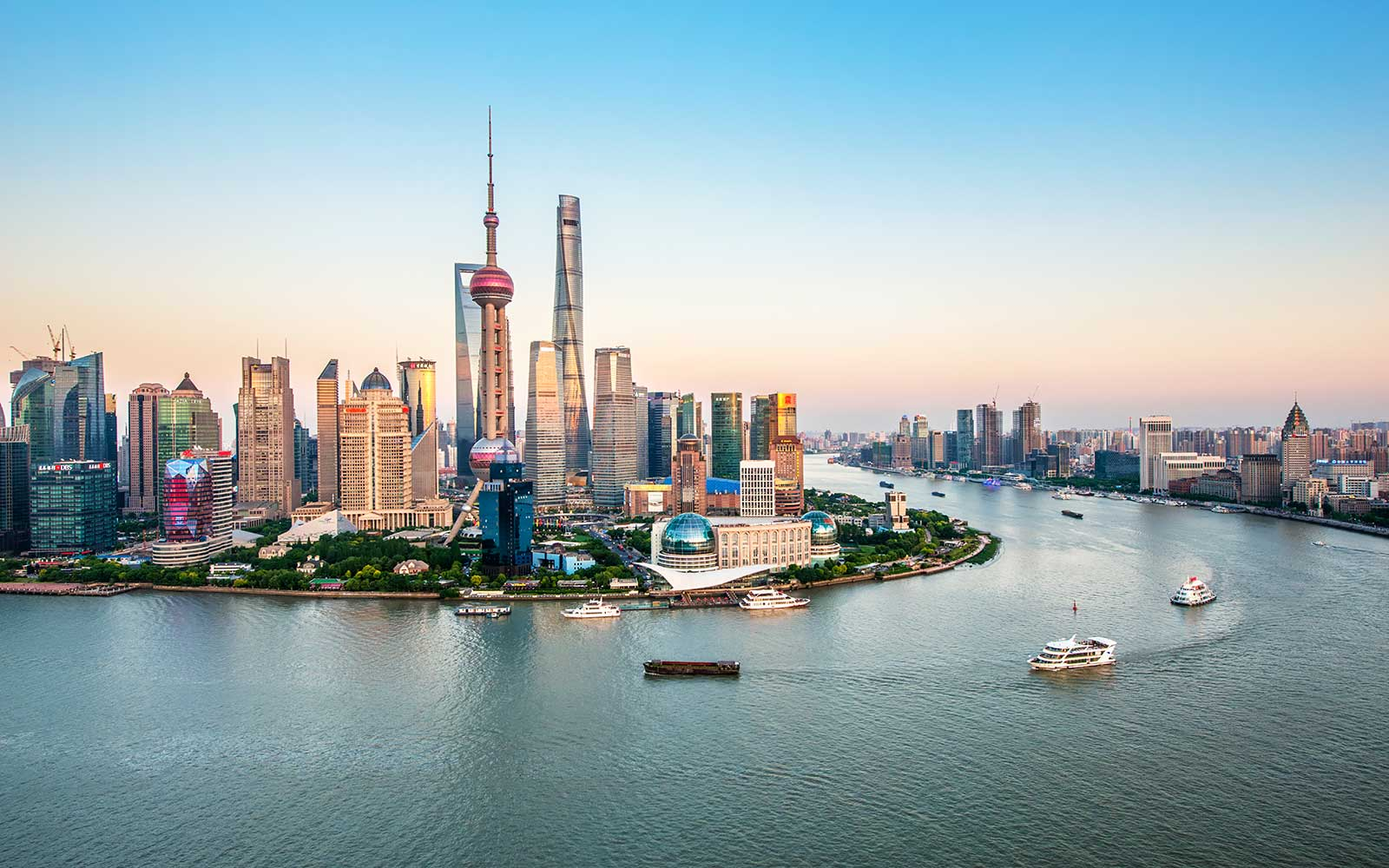 Counting Down the Best Cities of Asia: No. 8 Shanghai