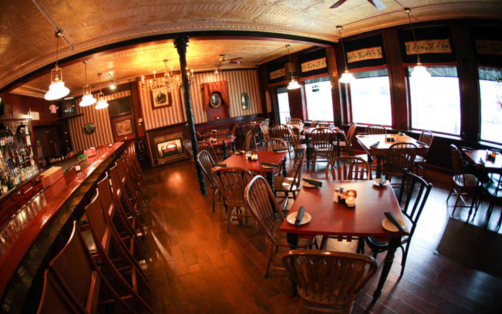 America's Most Haunted Bars and Restaurants: The Jury Room, Columbus, OH