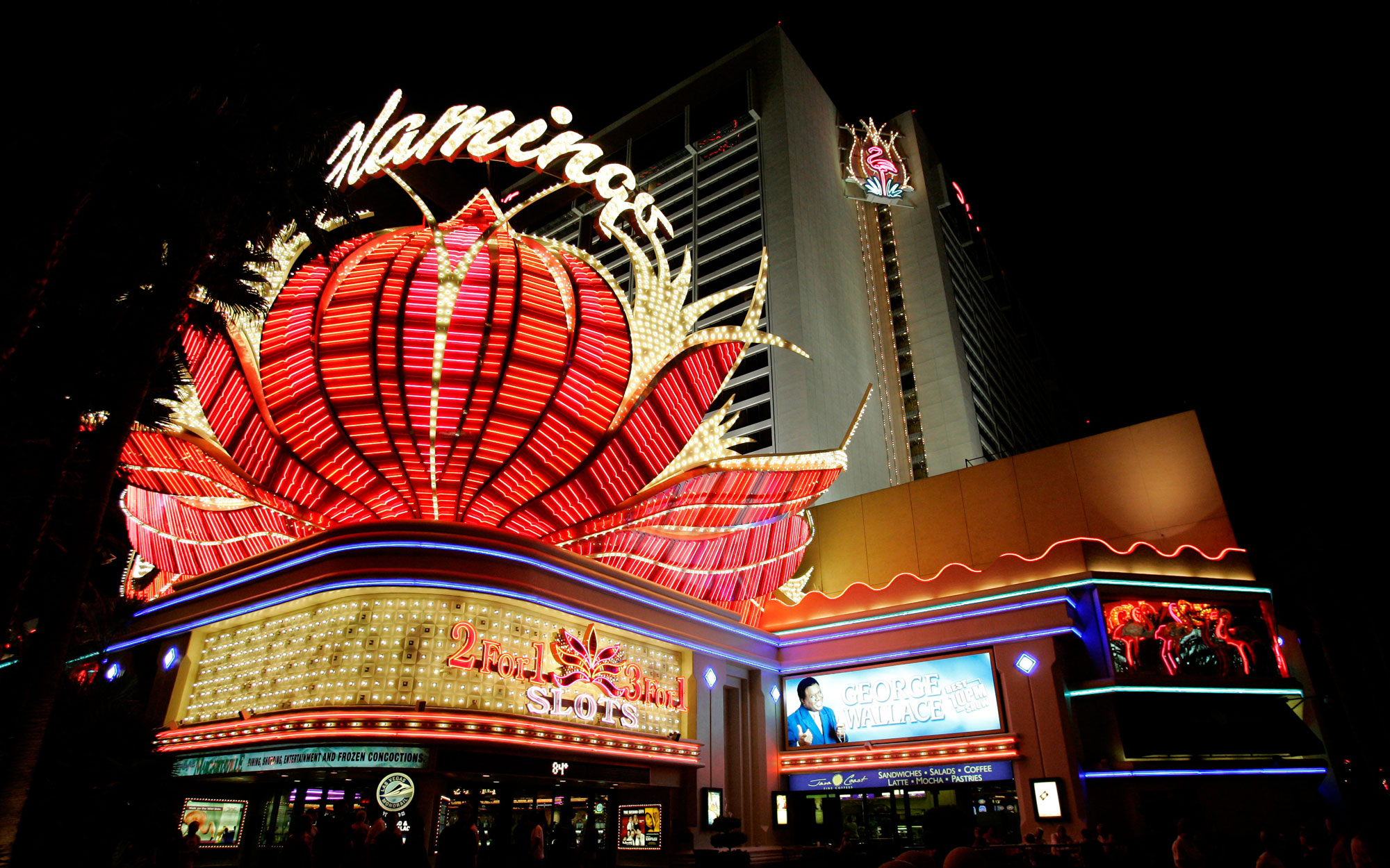 Hotels Haunted by Celebrities: Flamingo Hotel & Casino in Las Vegas, Nevada