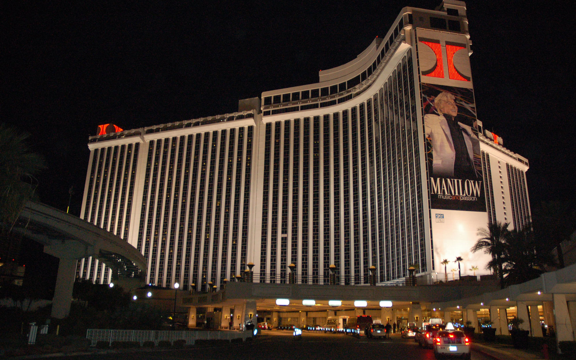 Hotels Haunted by Celebrities: Las Vegas Hilton in Las Vegas, Nevada