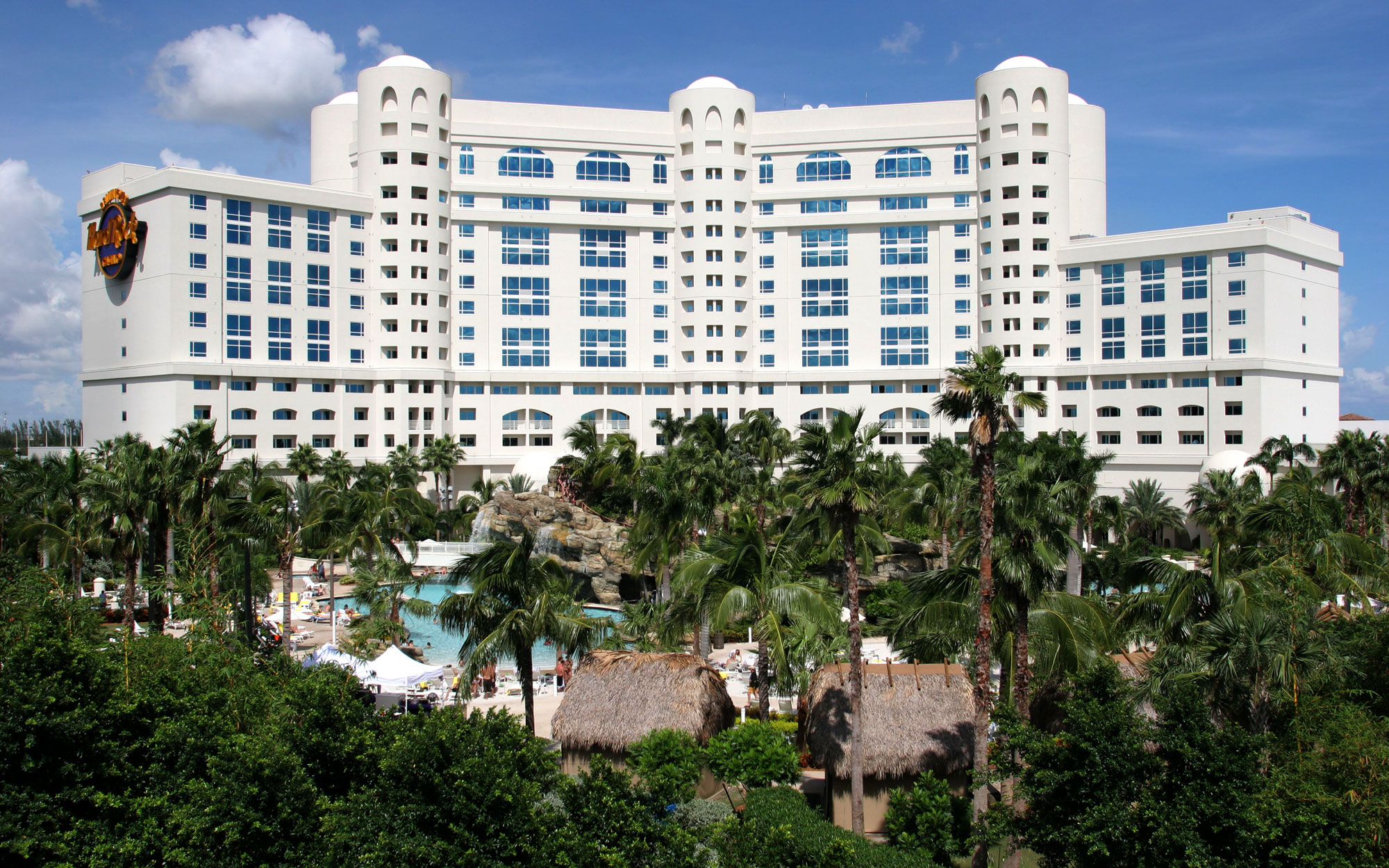 Hotels Haunted by Celebrities: Seminole Hard Rock Hotel and Casino in Hollywood, Florida