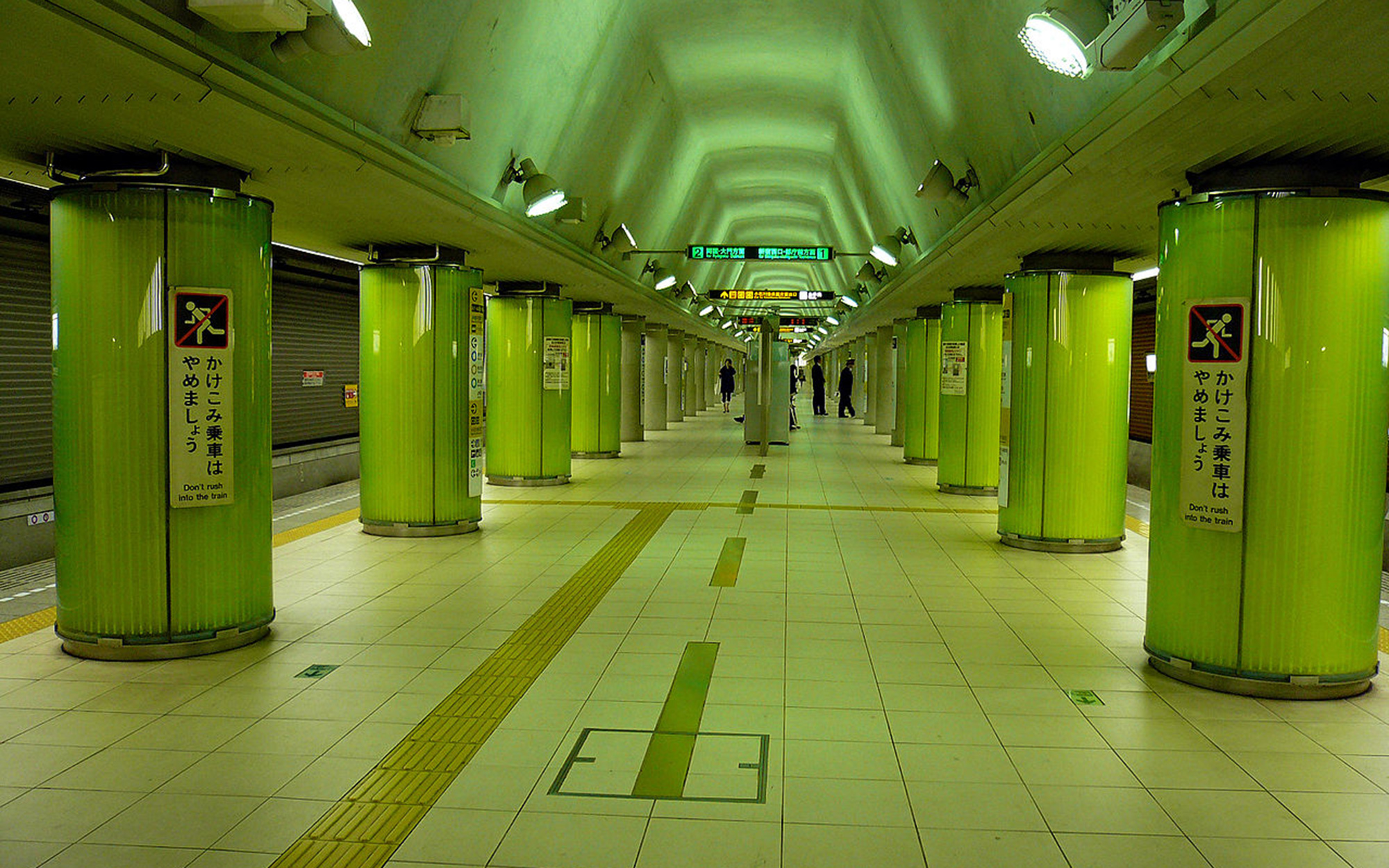 Ten Eye-Catching Metro Stations Worth a Stop