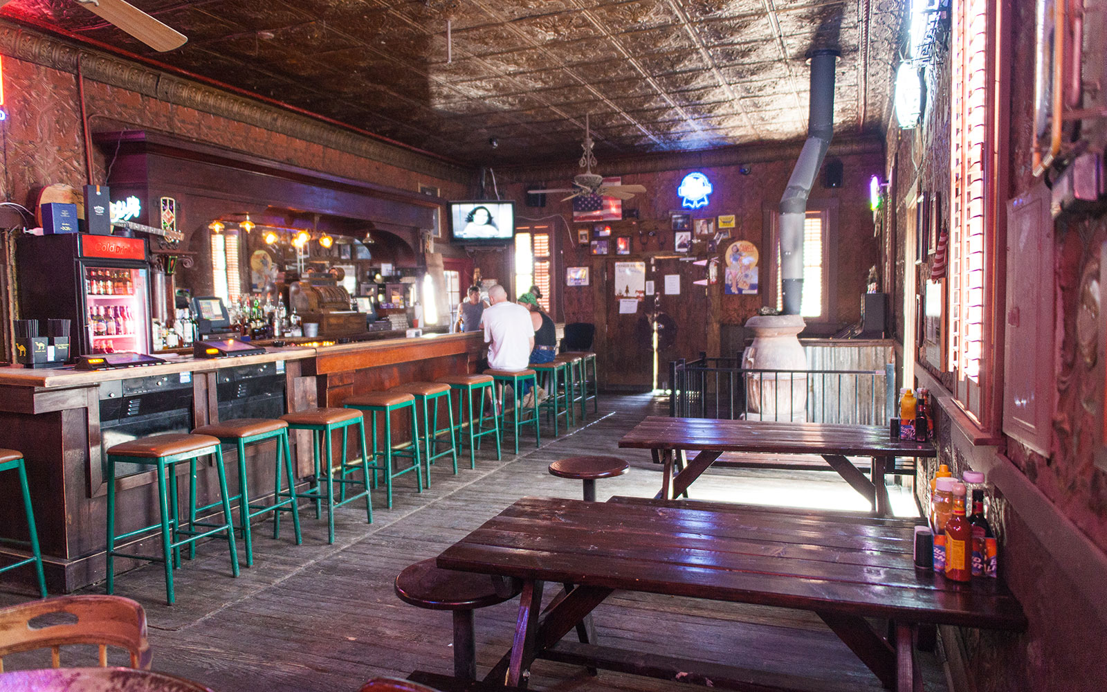 America's Most Haunted Bars and Restaurants: Pioneer Saloon, Goodsprings, NV