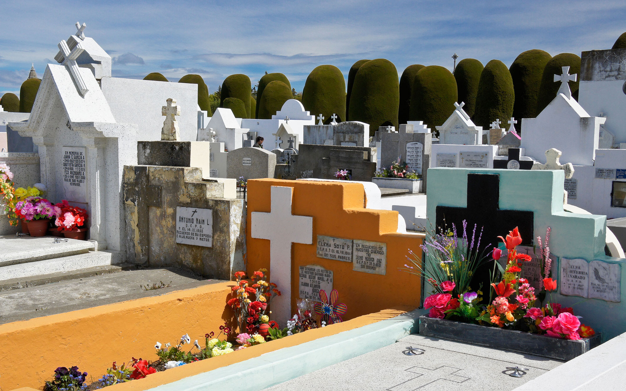 World's Most Beautiful Cemeteries: Punta Arenas Cemetery, Chile