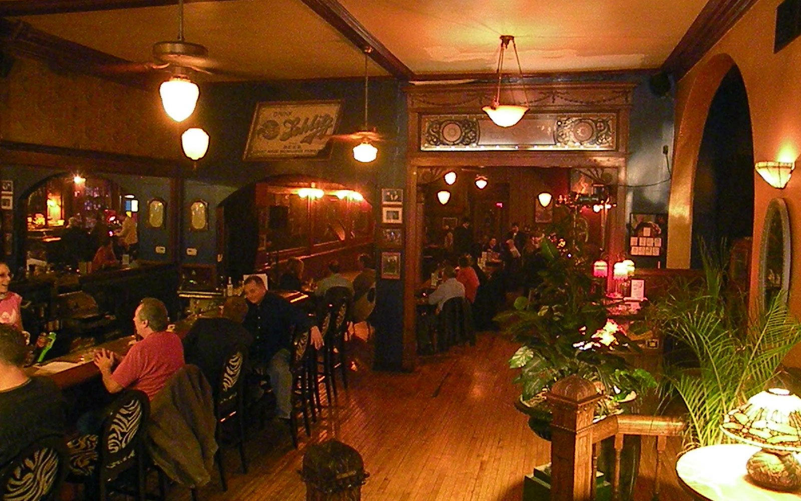 America's Most Haunted Bars and Restaurants: Shaker's Cigar Bar, Milwaukee
