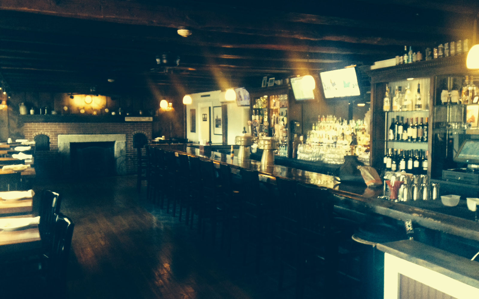 America's Most Haunted Bars and Restaurants: Stone's Public House, Ashland, MA